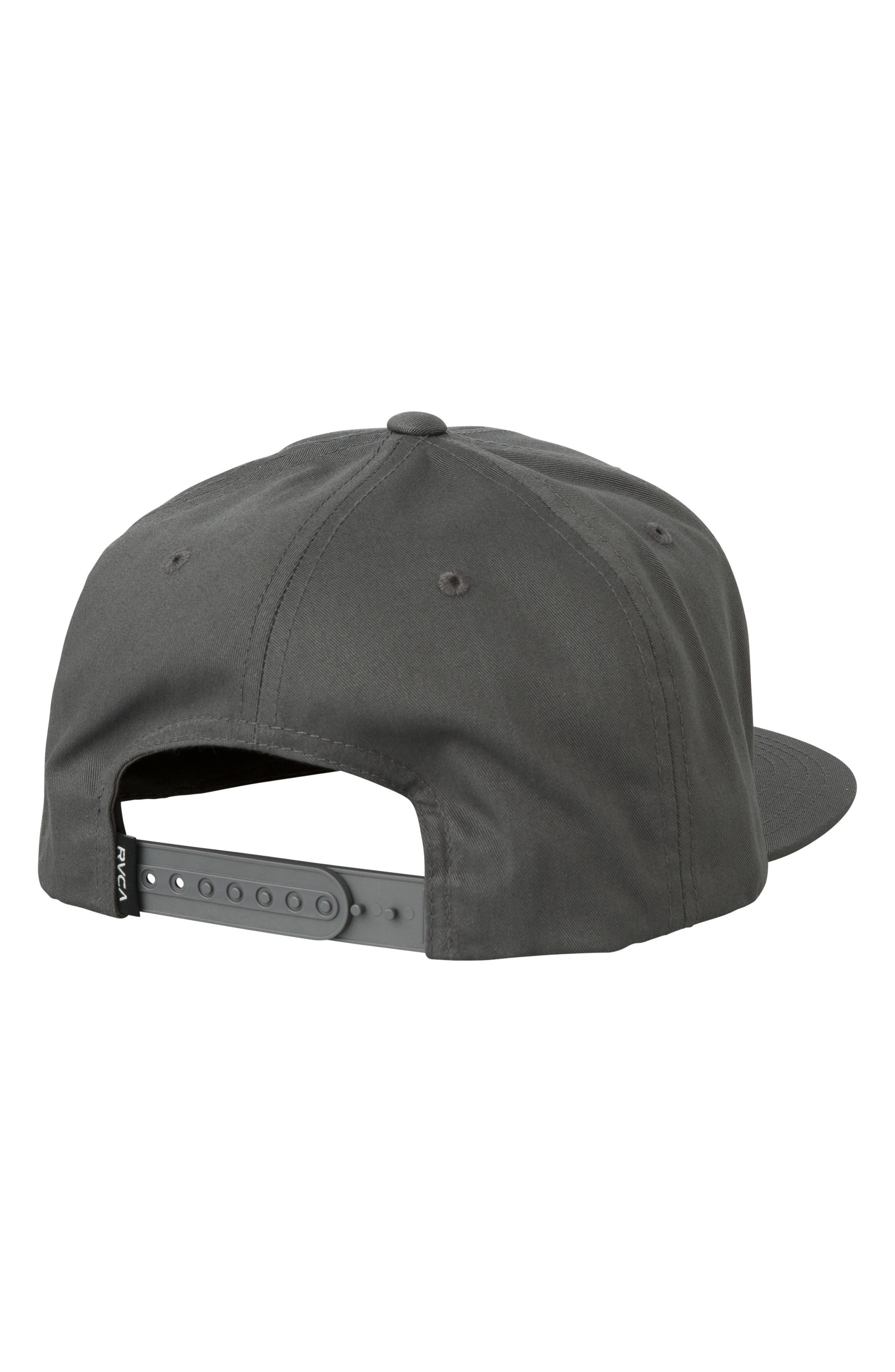 'VA' Snapback Hat,                             Alternate thumbnail 2, color,                             Grey Blue