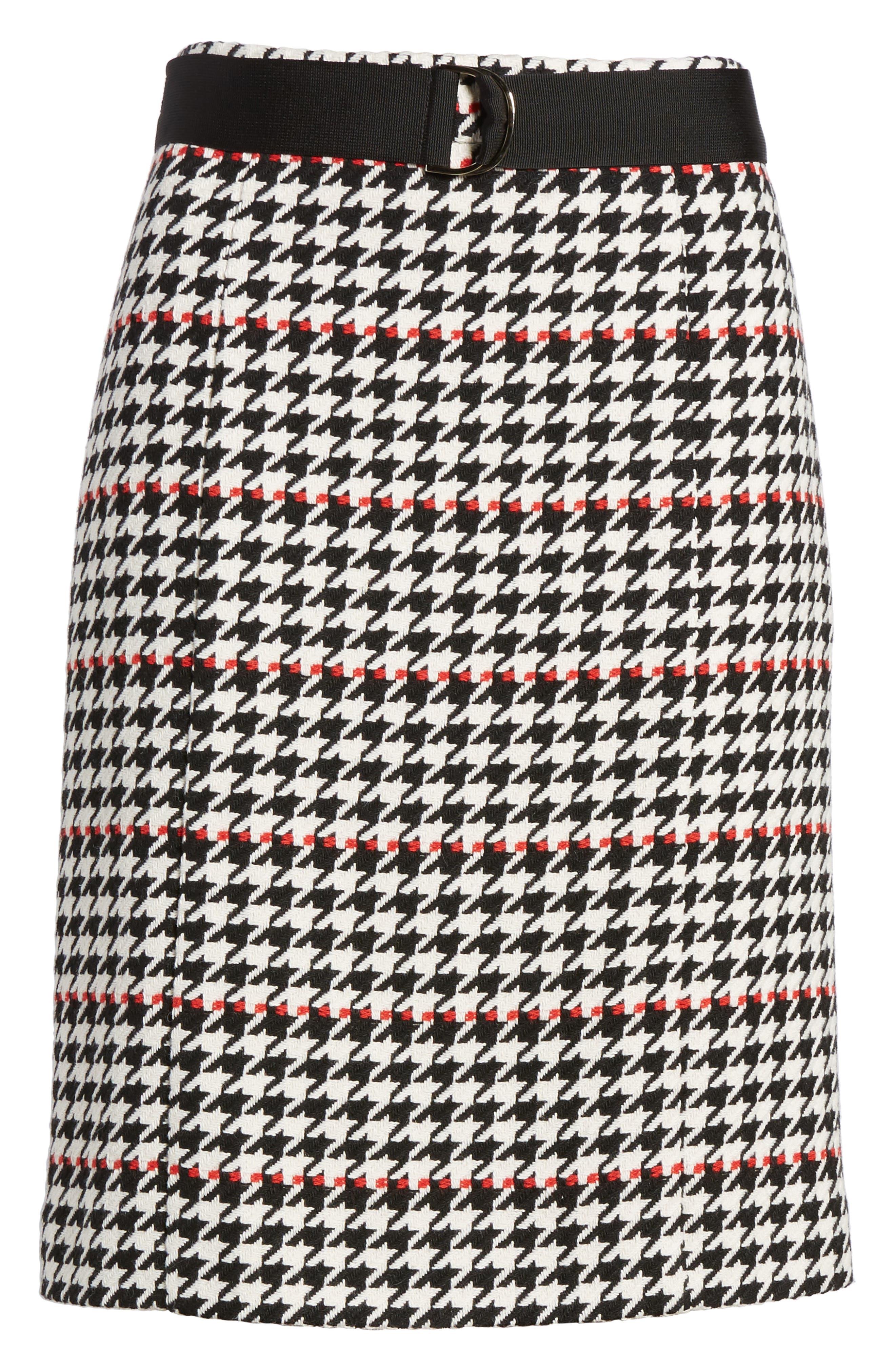 Alternate Image 6  - BOSS Vulnona Skirt