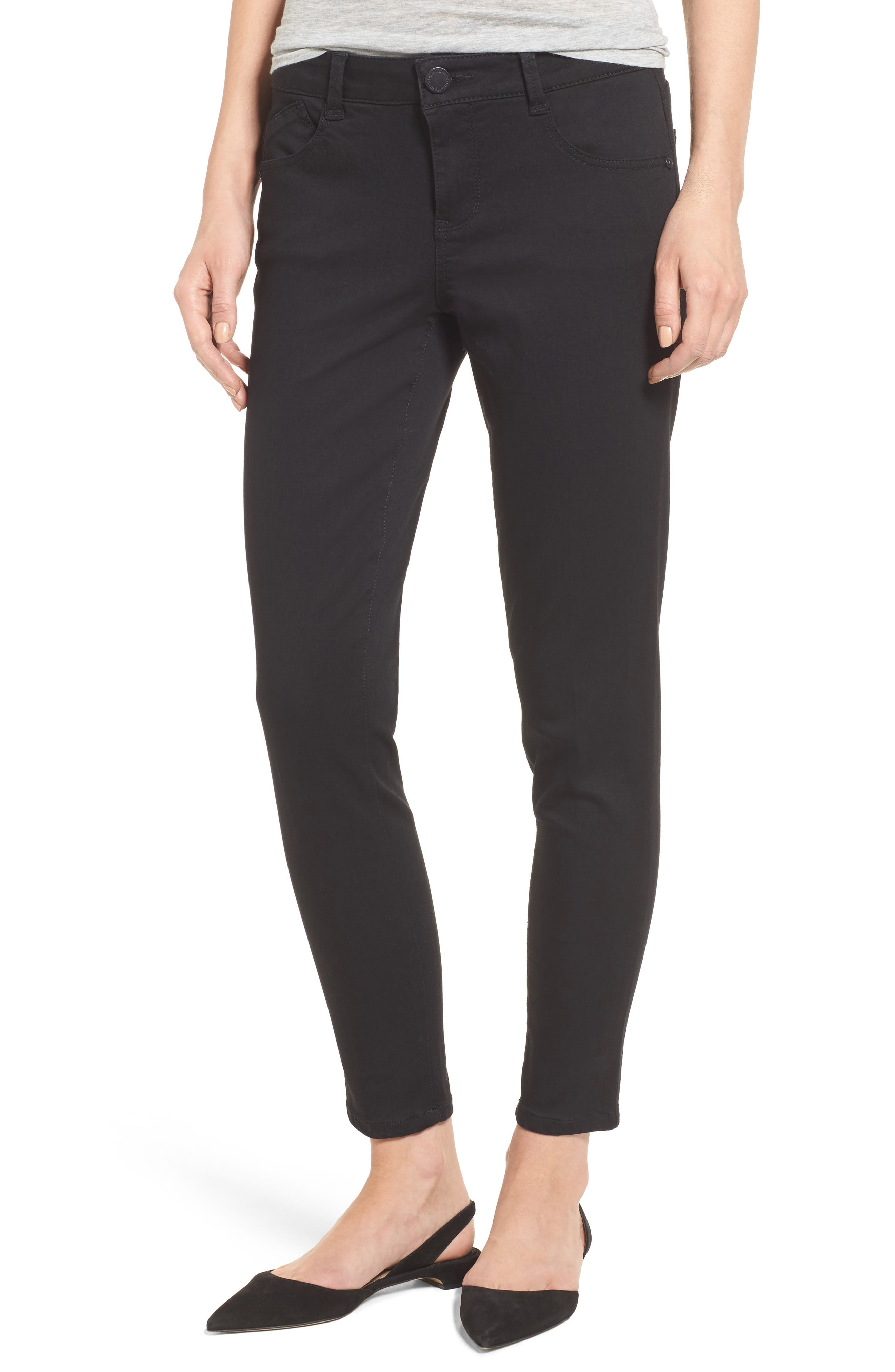 Wit & Wisdom Skinny Ankle Jeans (Nordstrom Exclusive) (Regular & Petite)