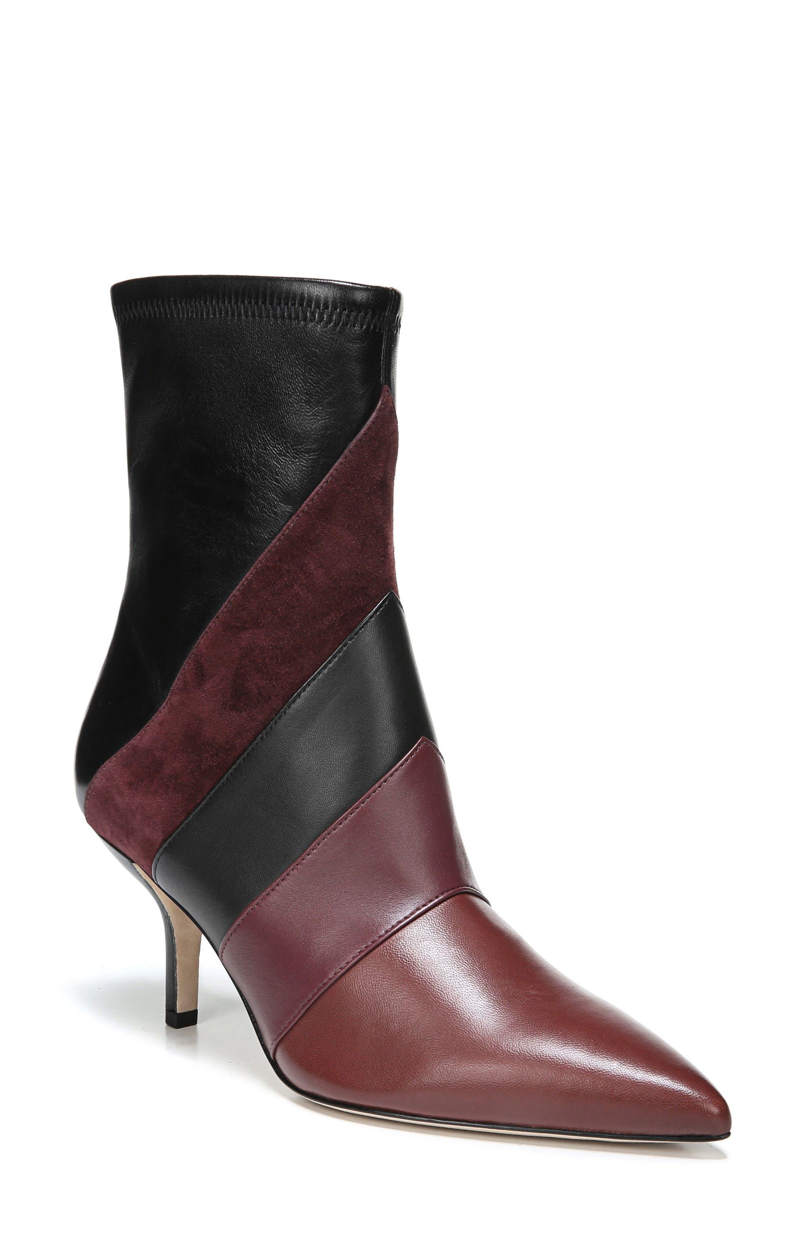 Diane von Furstenberg Miles Pieced Bootie (Women)