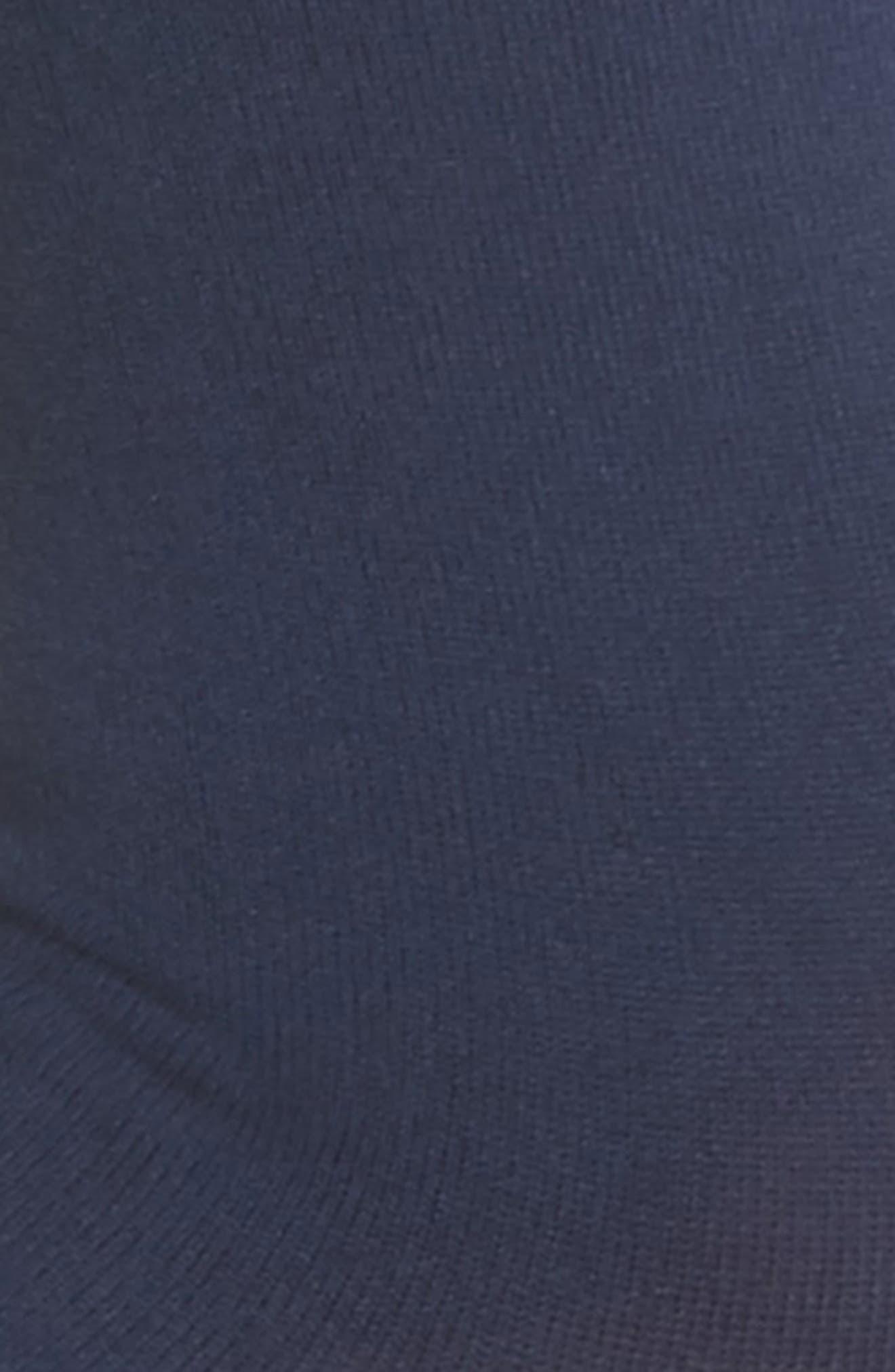 Alternate Image 2  - Nordstrom Ultra Sleek Crew Socks