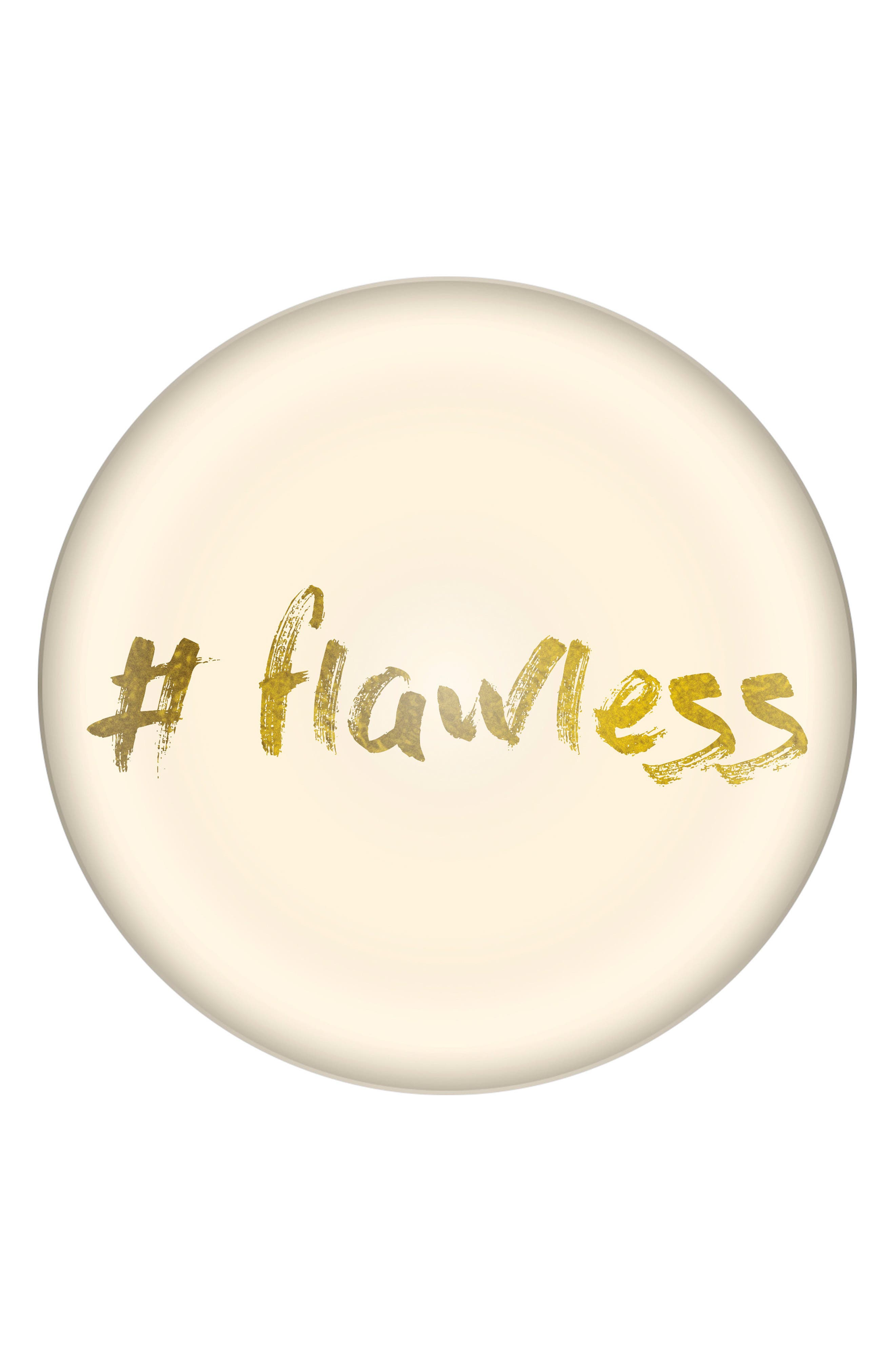 Flawless Domed Glass Paperweight,                         Main,                         color, Gold