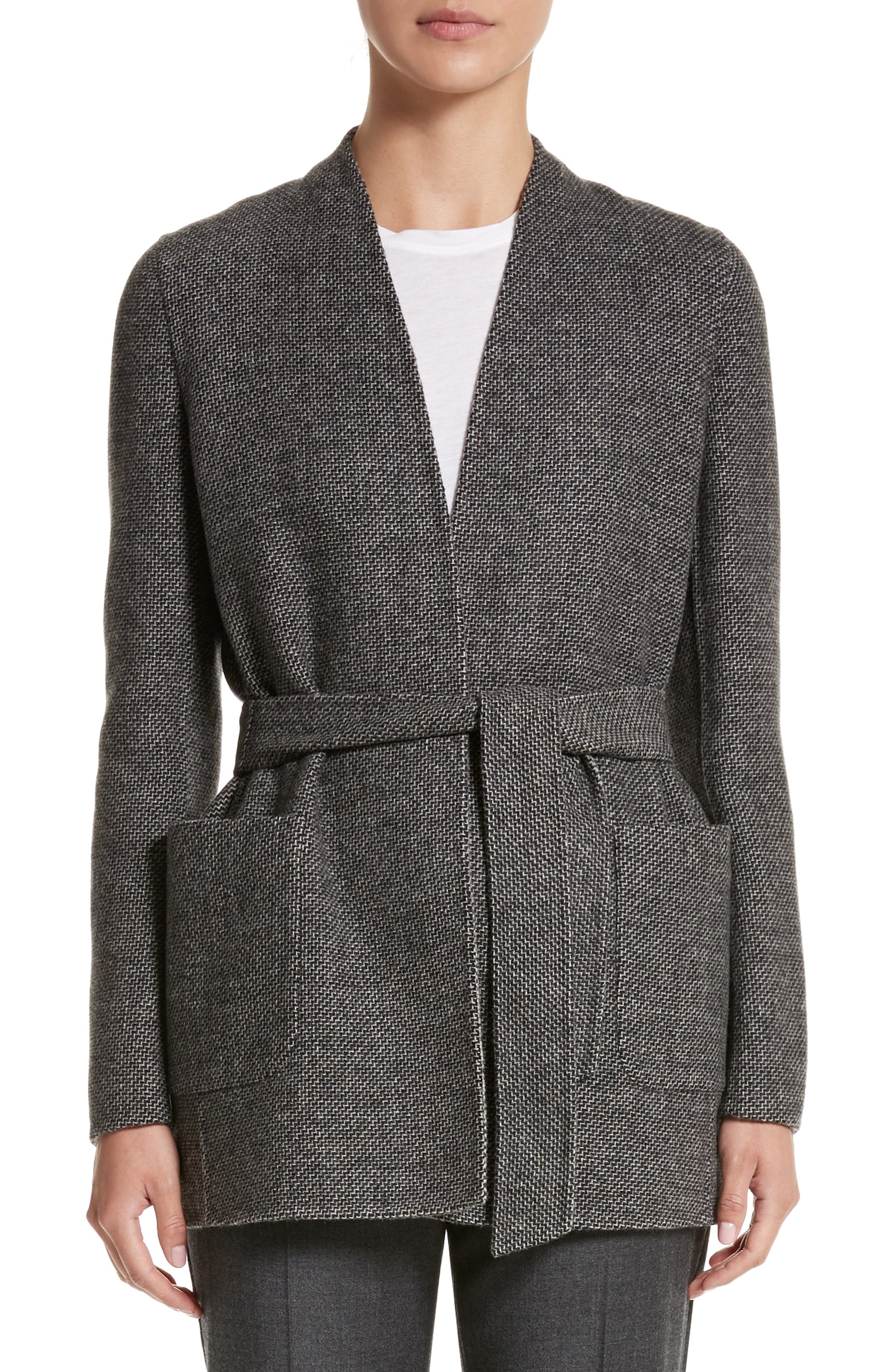 Max Mara Denver Wool & Cashmere Jacket