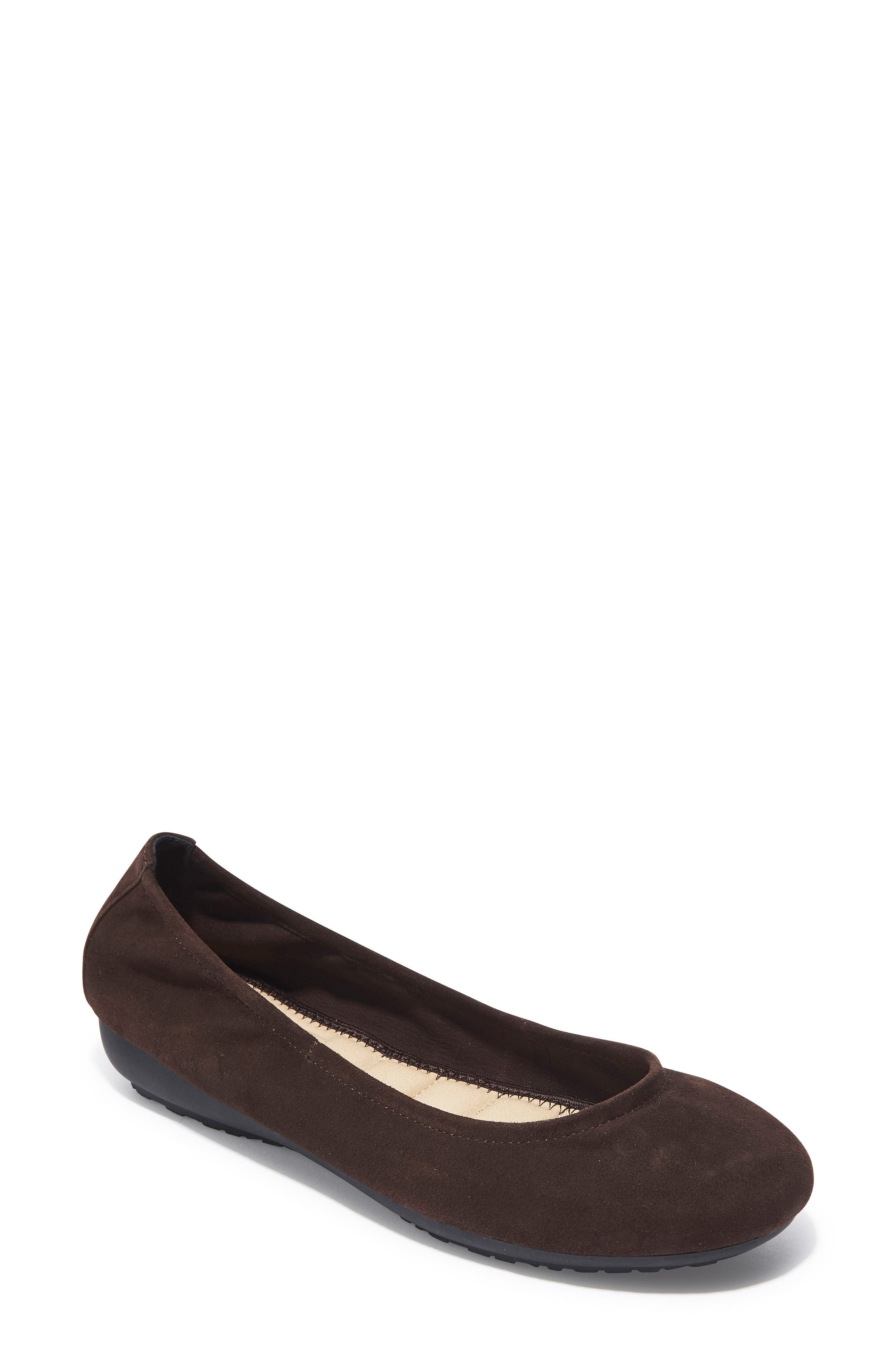 Alternate Image 1 Selected - Me Too Janell Sliver Wedge Flat (Women)