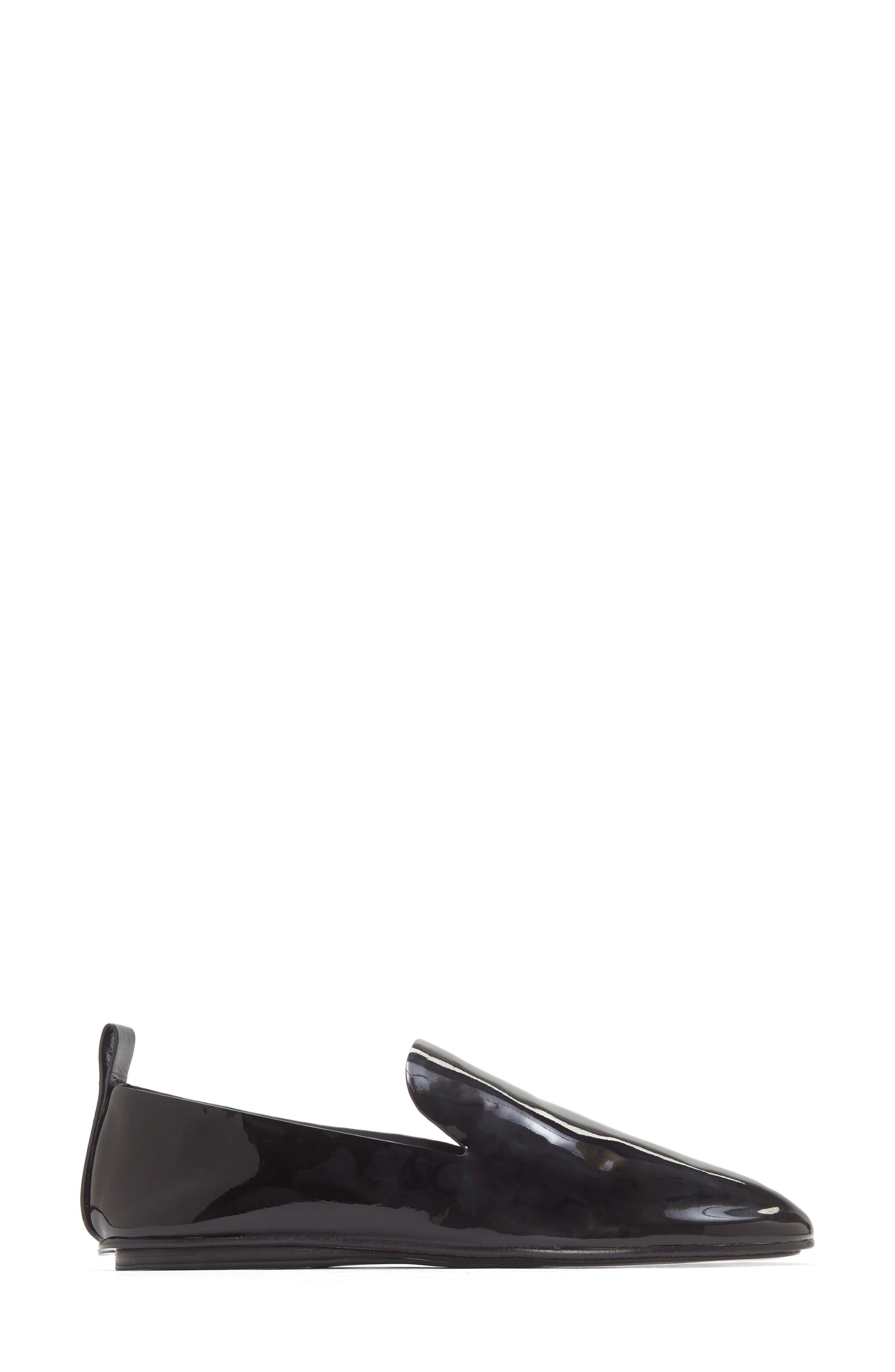 Tiziana Loafer,                             Alternate thumbnail 2, color,                             Black