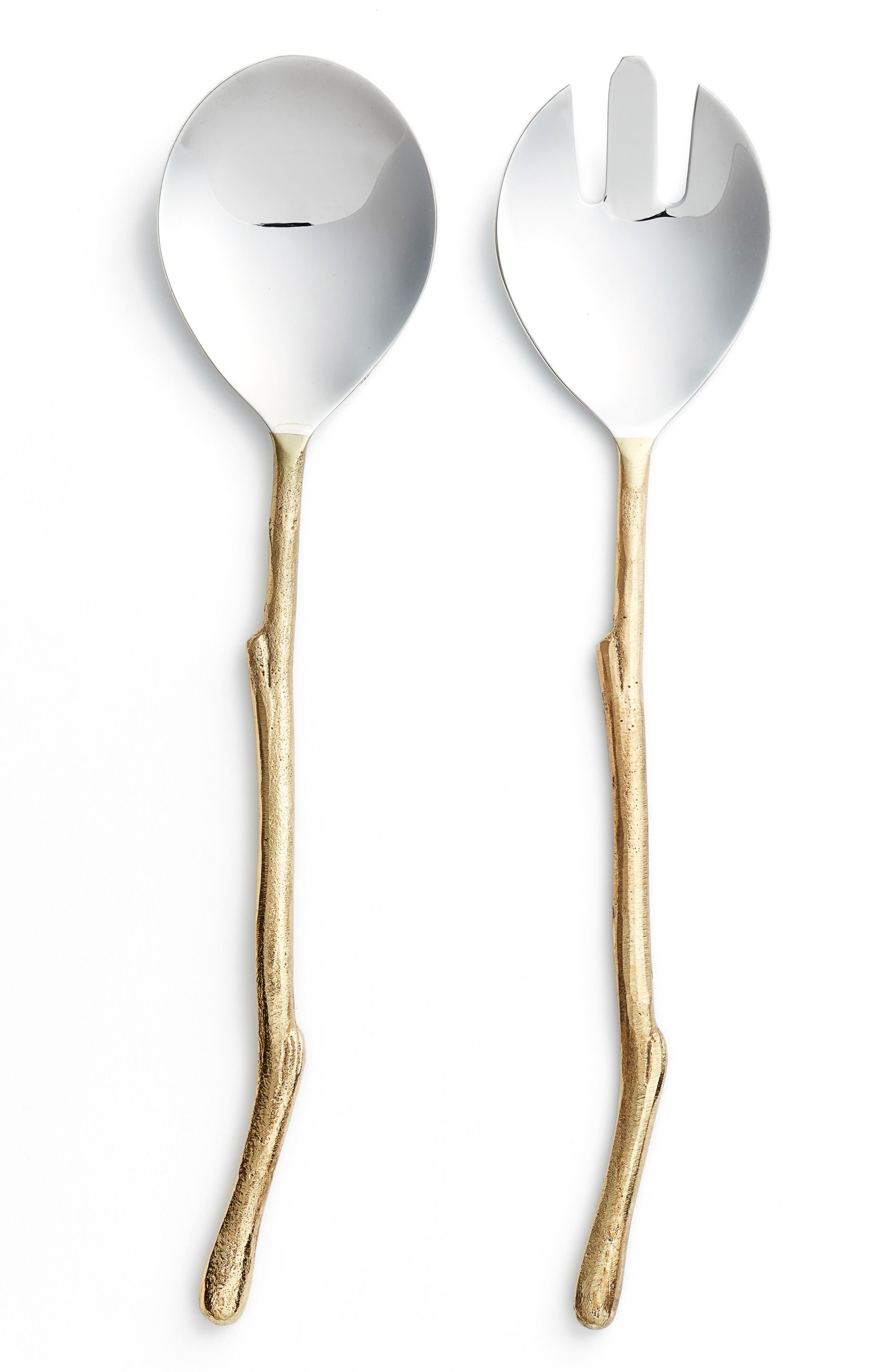 Nordstrom at Home Twig Salad Servers