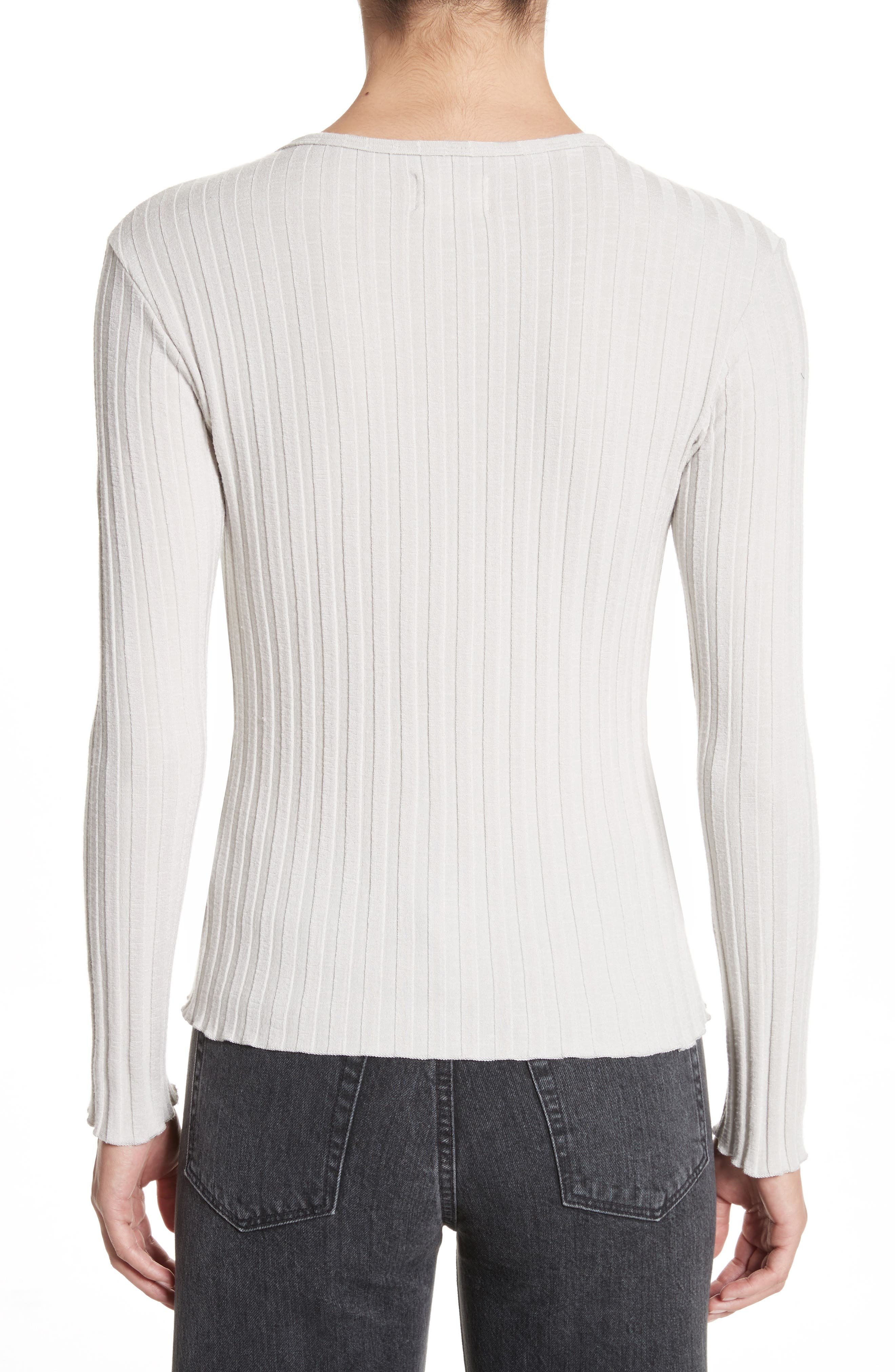 Alternate Image 2  - Simon Miller Devola Rib Knit Tee