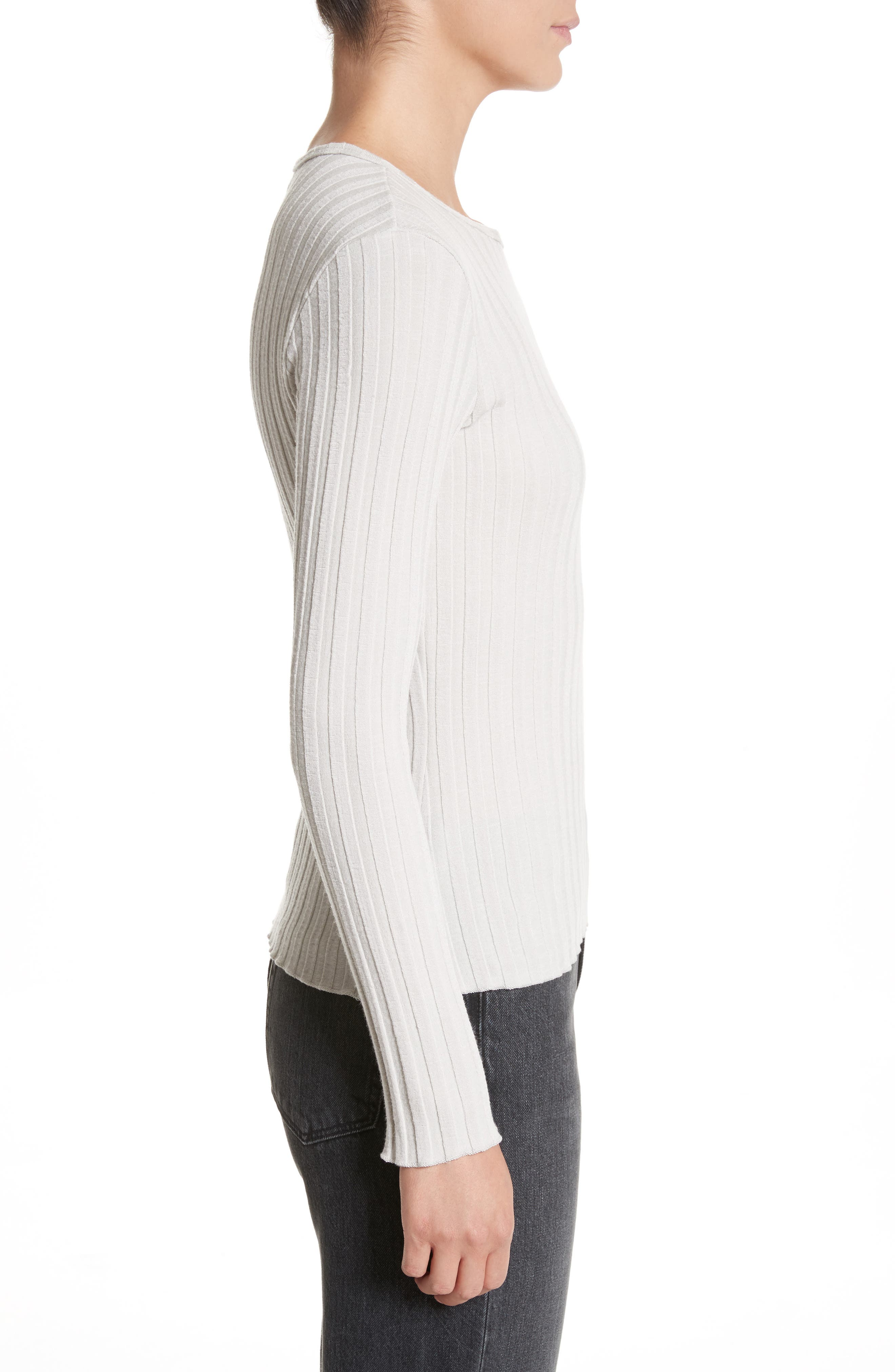 Alternate Image 5  - Simon Miller Devola Rib Knit Tee