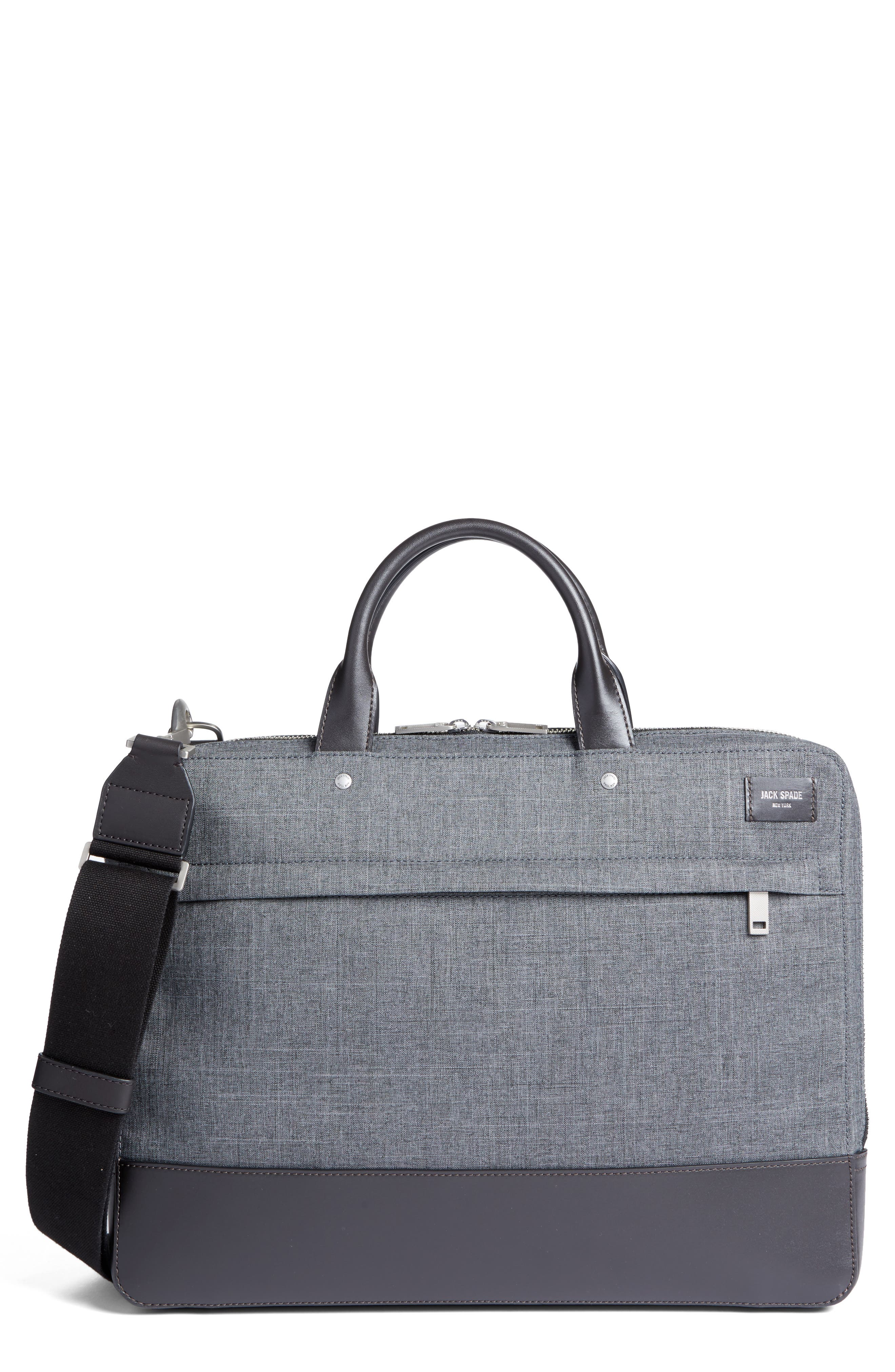 Alternate Image 1 Selected - Jack Spade Tech Oxford Briefcase