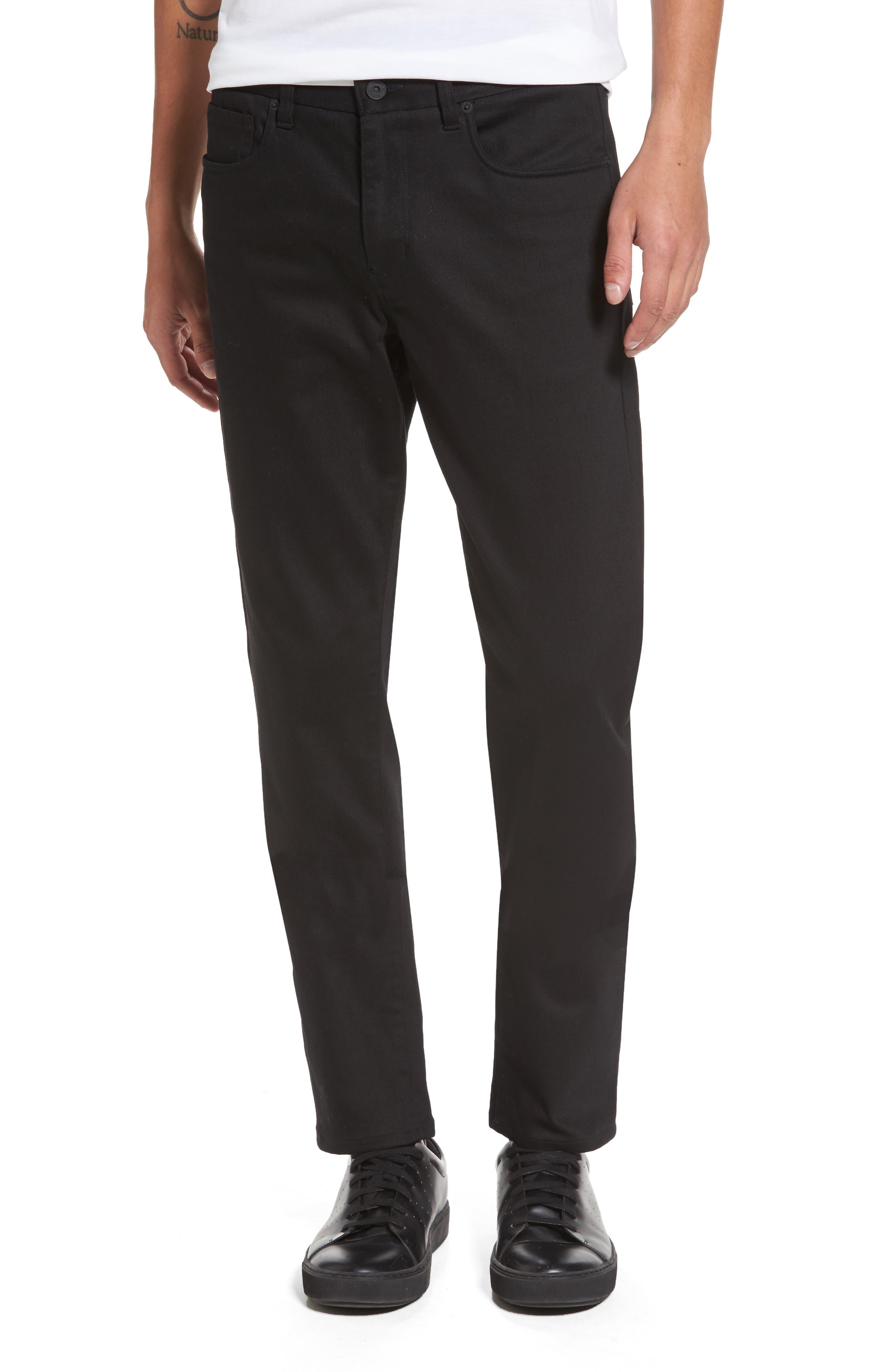 Alternate Image 1 Selected - Vince Stretch Twill 5-Pocket Pants