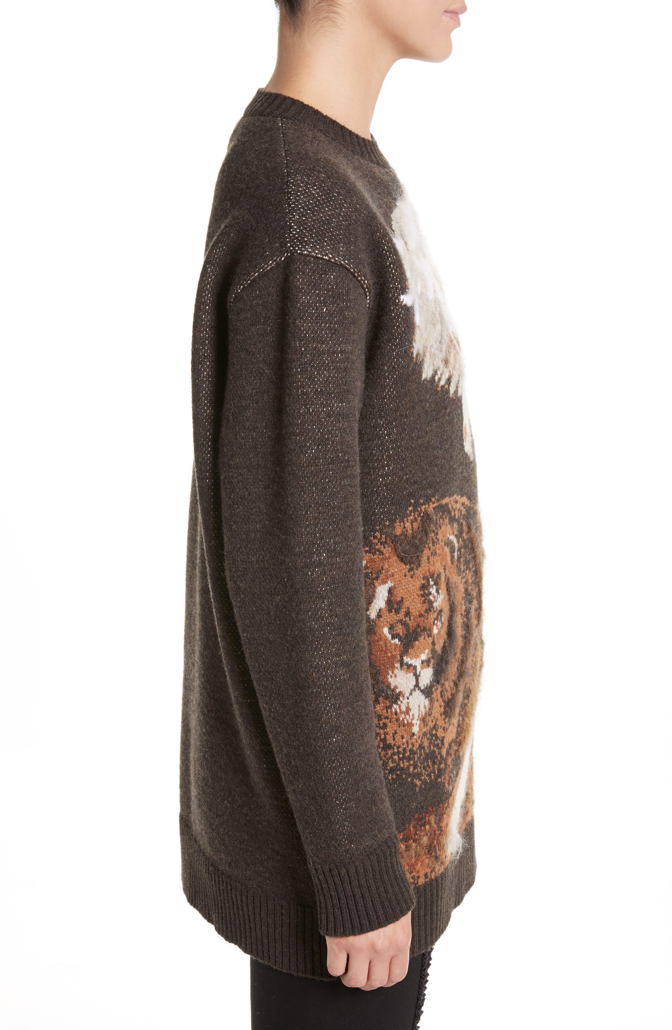 Alternate Image 5  - Stella McCartney Horse Intarsia Sweater
