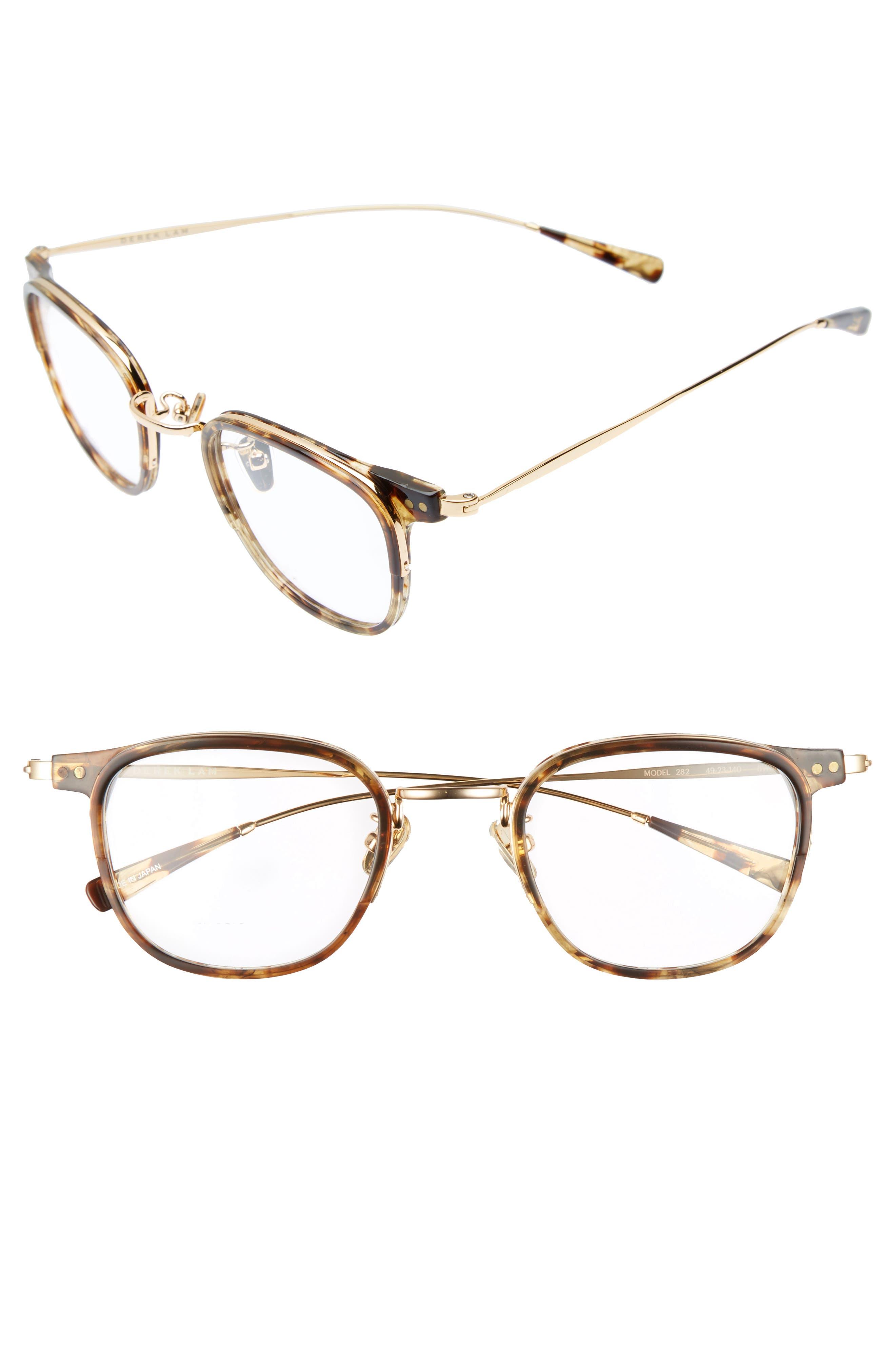Main Image - Derek Lam 49mm Optical Glasses