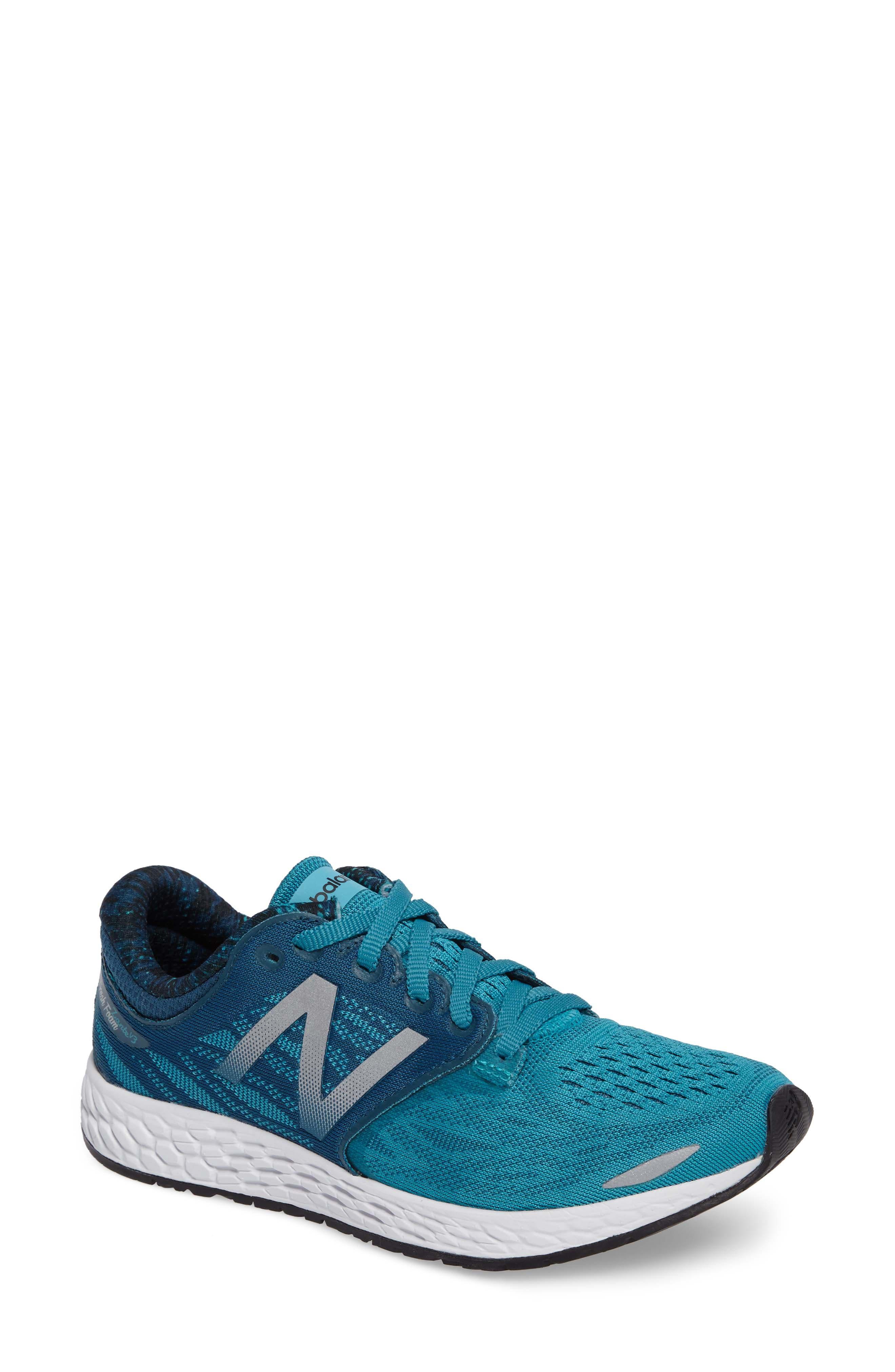 Zante V3 Running Shoe,                         Main,                         color, Pisces