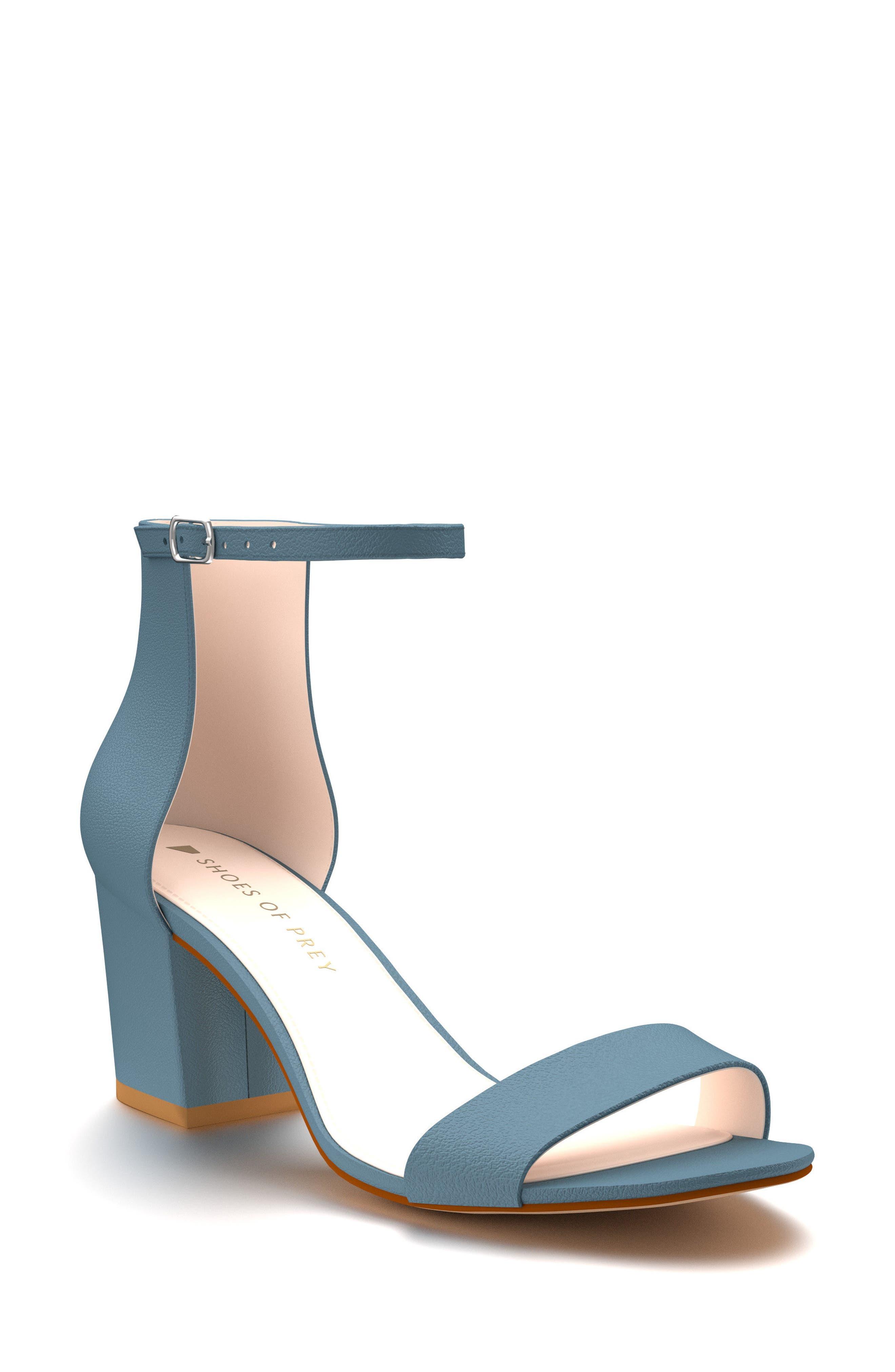 Shoes of Prey Block Heel Sandal (Women)