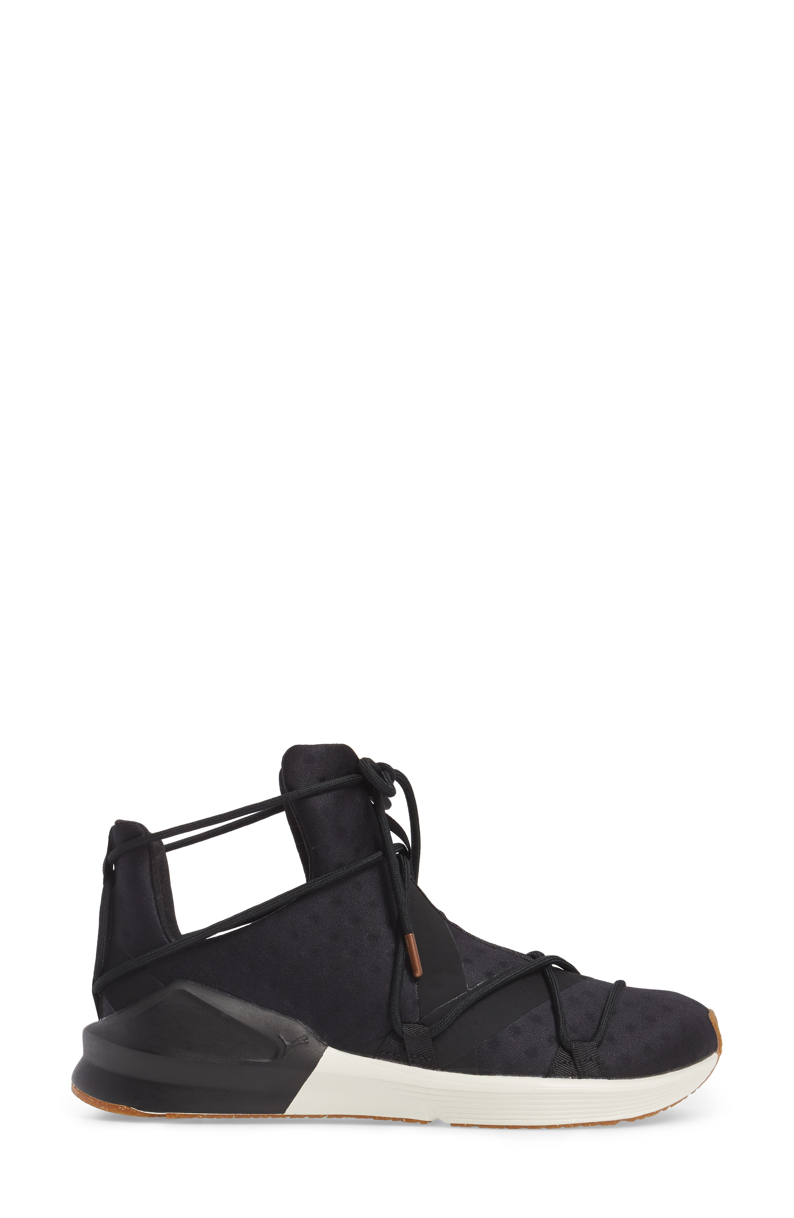 Alternate Image 3  - PUMA Fierce Rope Training Sneaker (Women)
