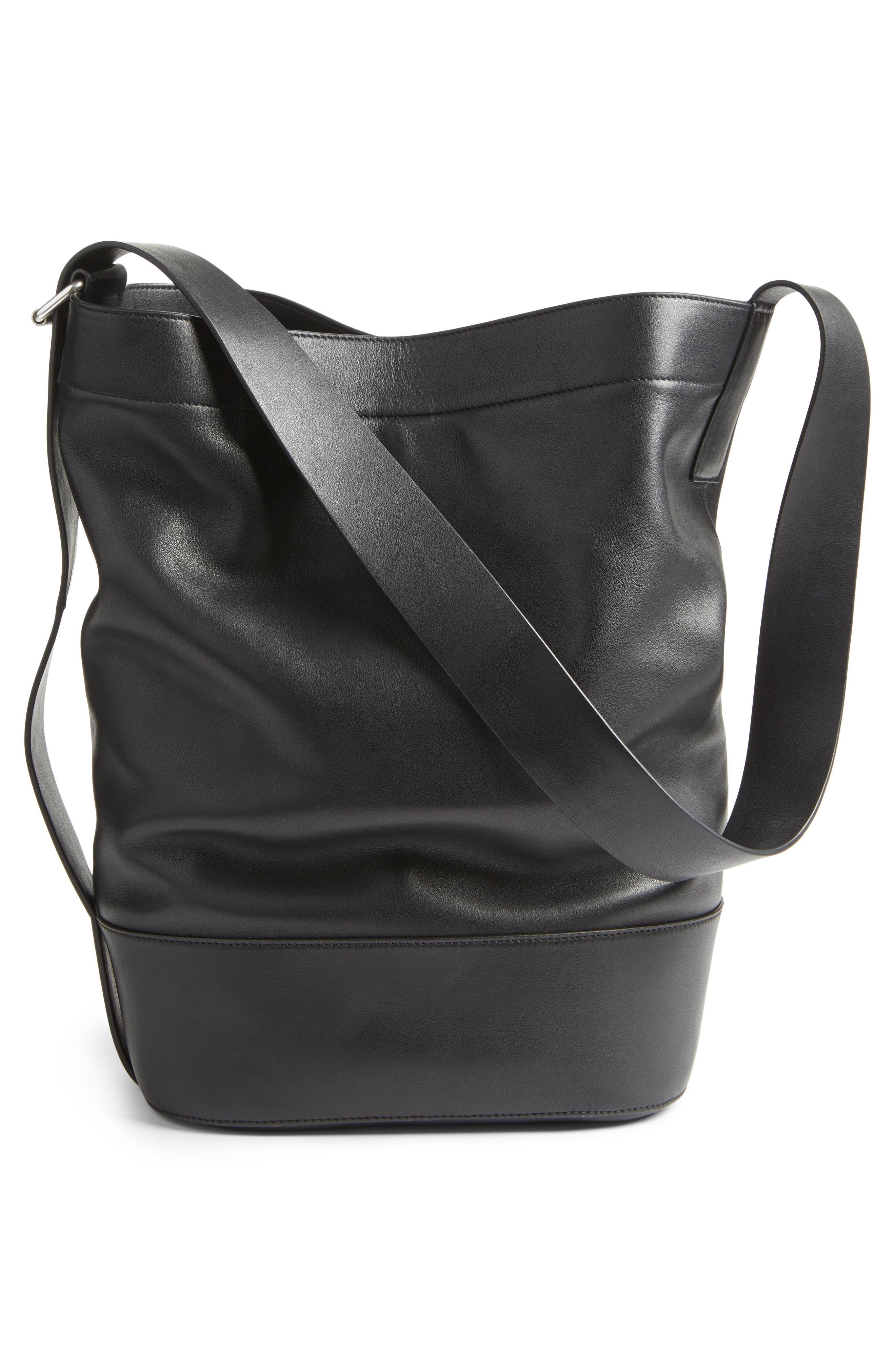 Alternate Image 2  - rag & bone Walker Sling Leather Bucket Bag