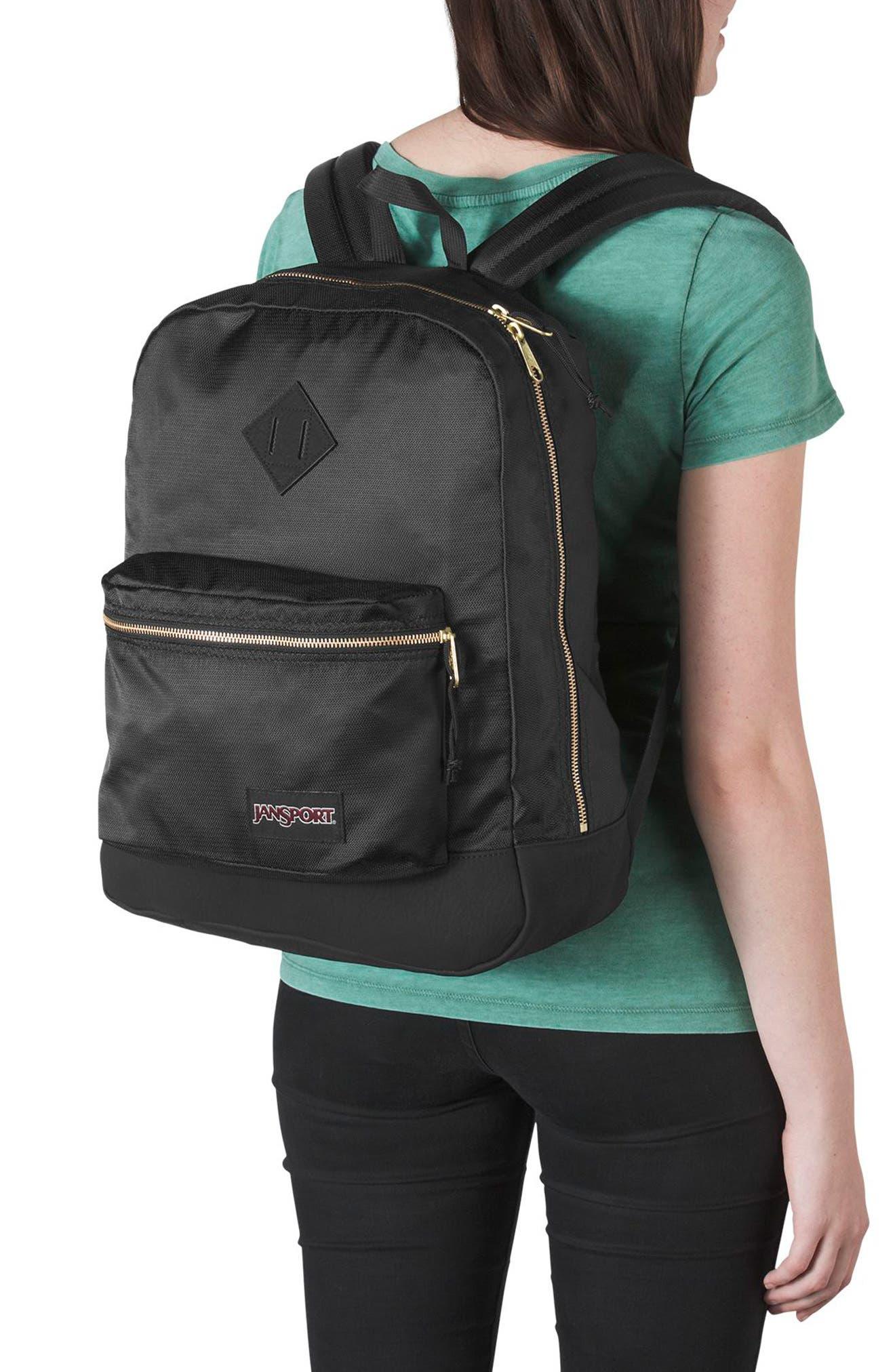 Alternate Image 4  - Jansport Super FX Gym Backpack