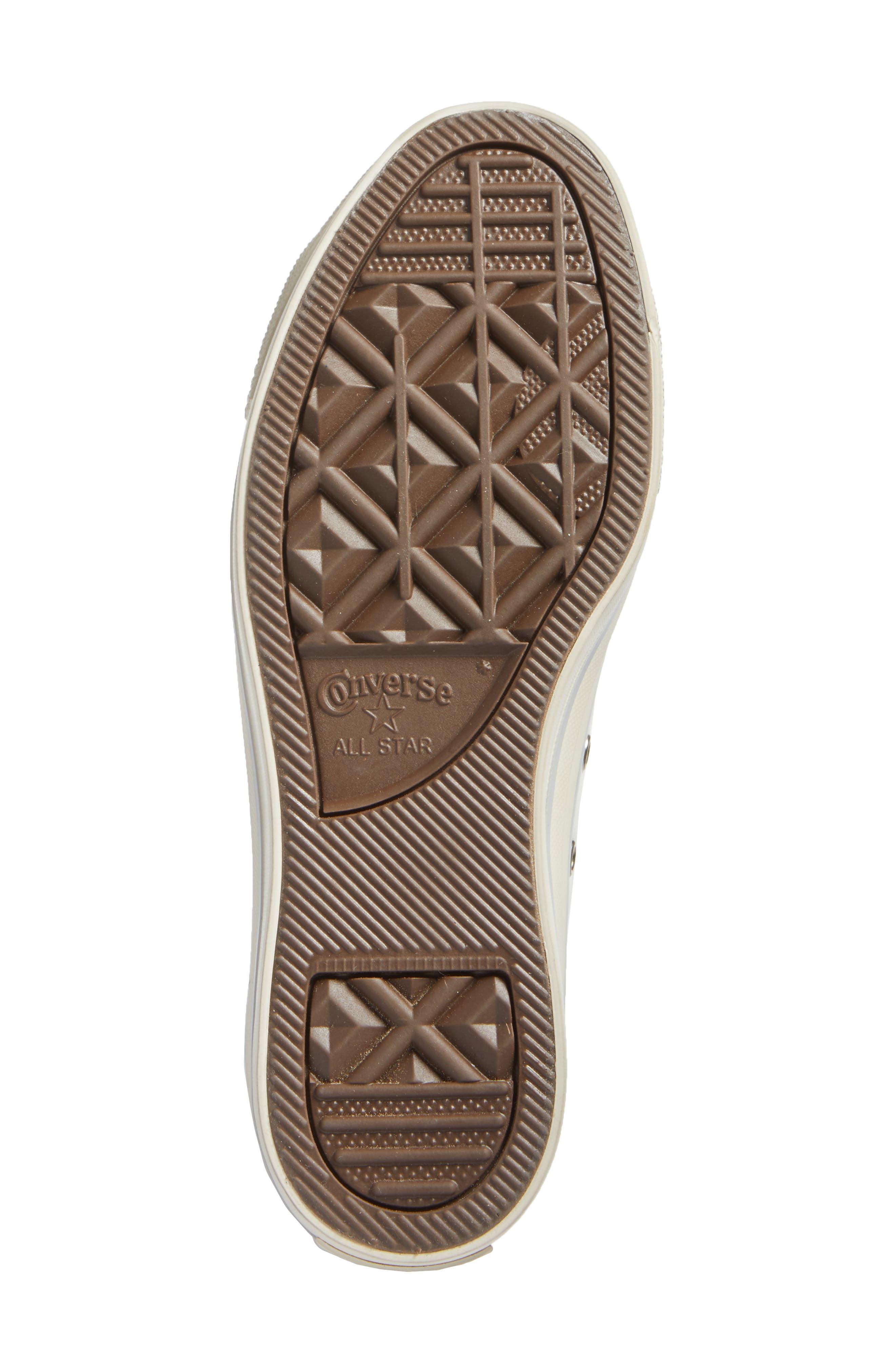 Alternate Image 5  - Converse Chuck Taylor® All Star® Platform Sneaker (Women)