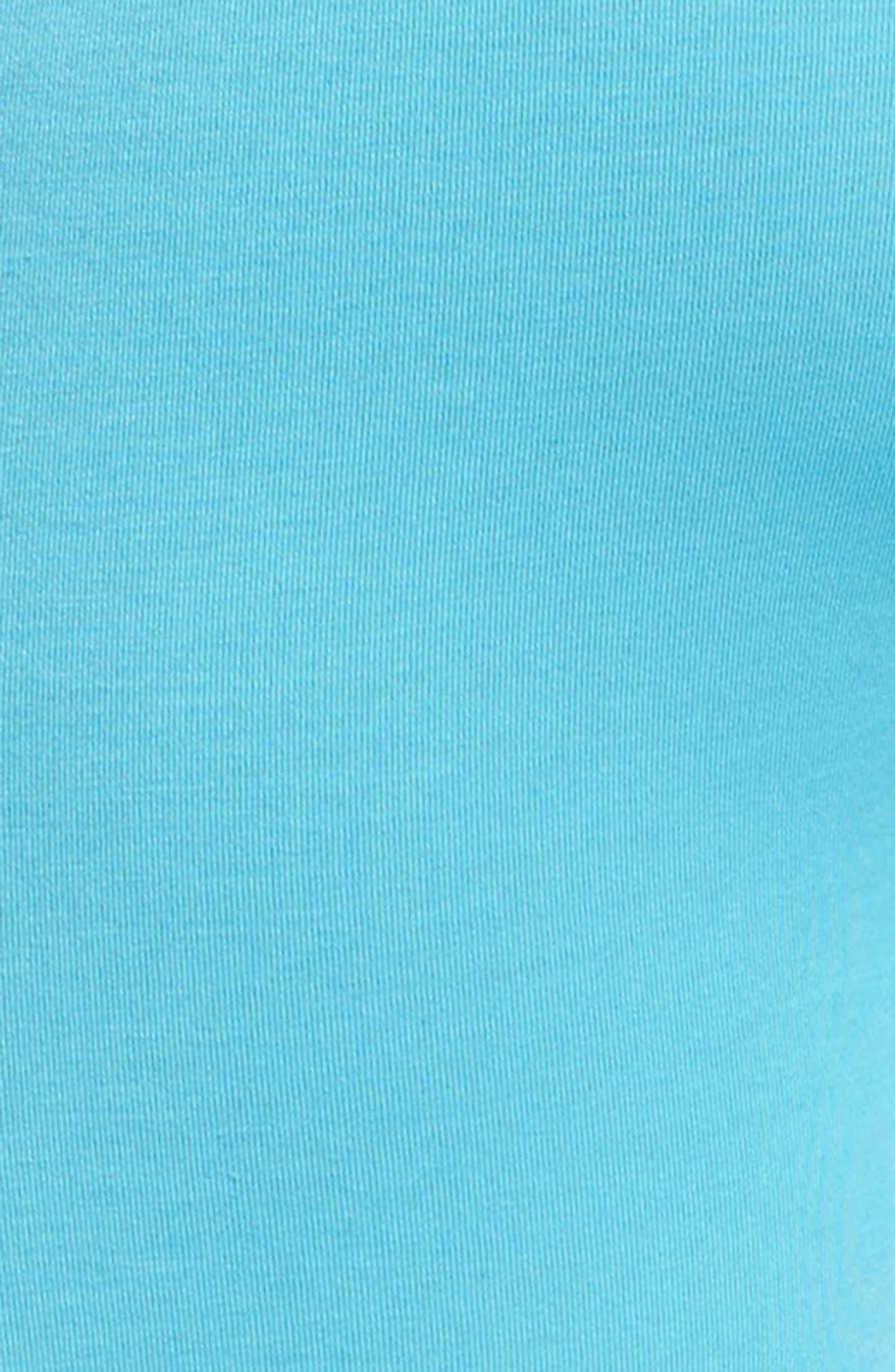 3-Pack Comfort Microfiber Boxer Briefs,                             Alternate thumbnail 5, color,                             Black/ Athenian Blue/ White