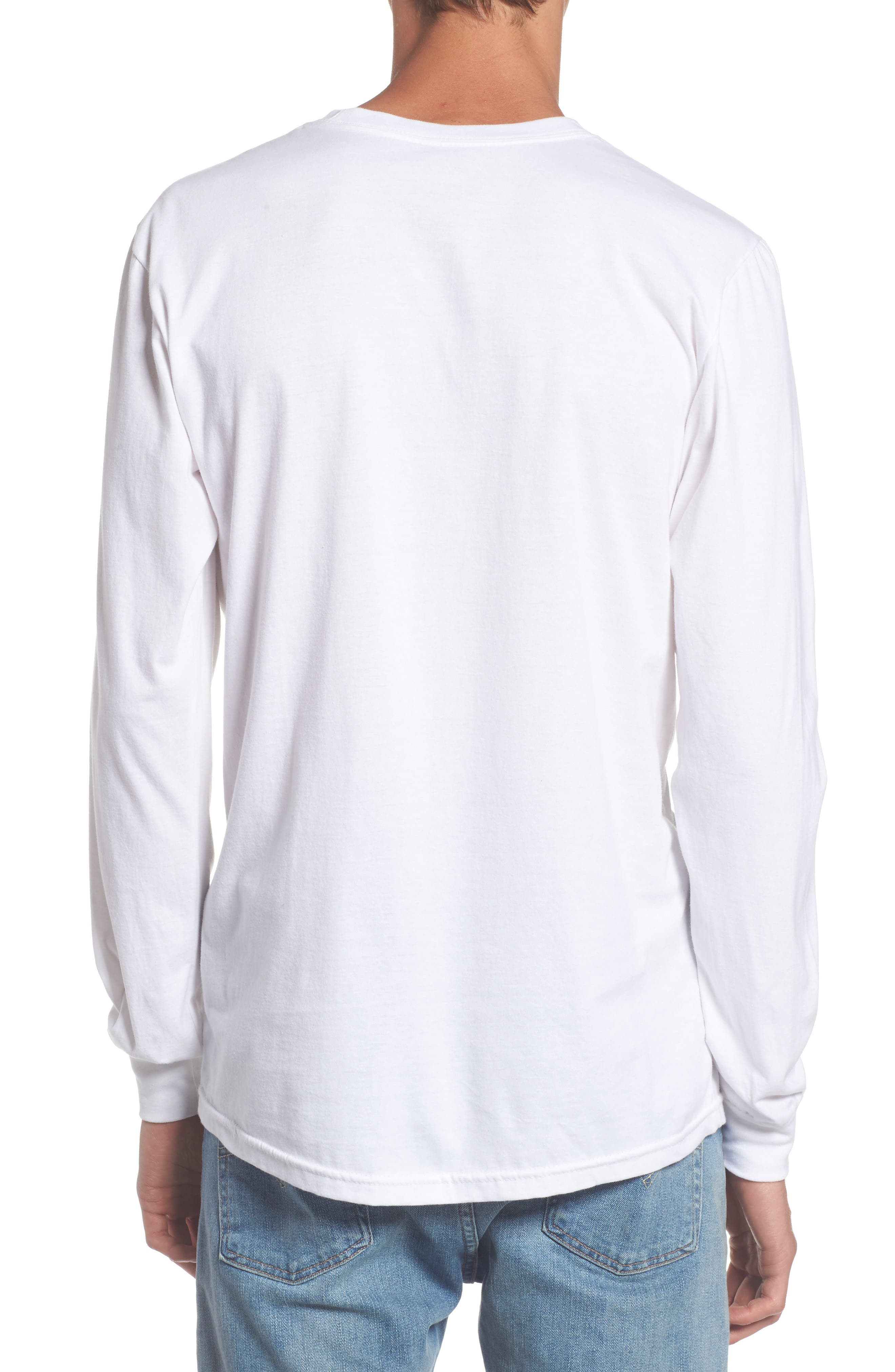 Alternate Image 2  - RVCA Flipped Box Graphic T-Shirt