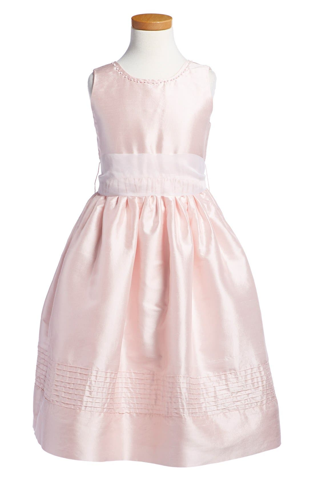 Isabel Garreton 'Melody' Sleeveless Dress (Little Girls & Big Girls)