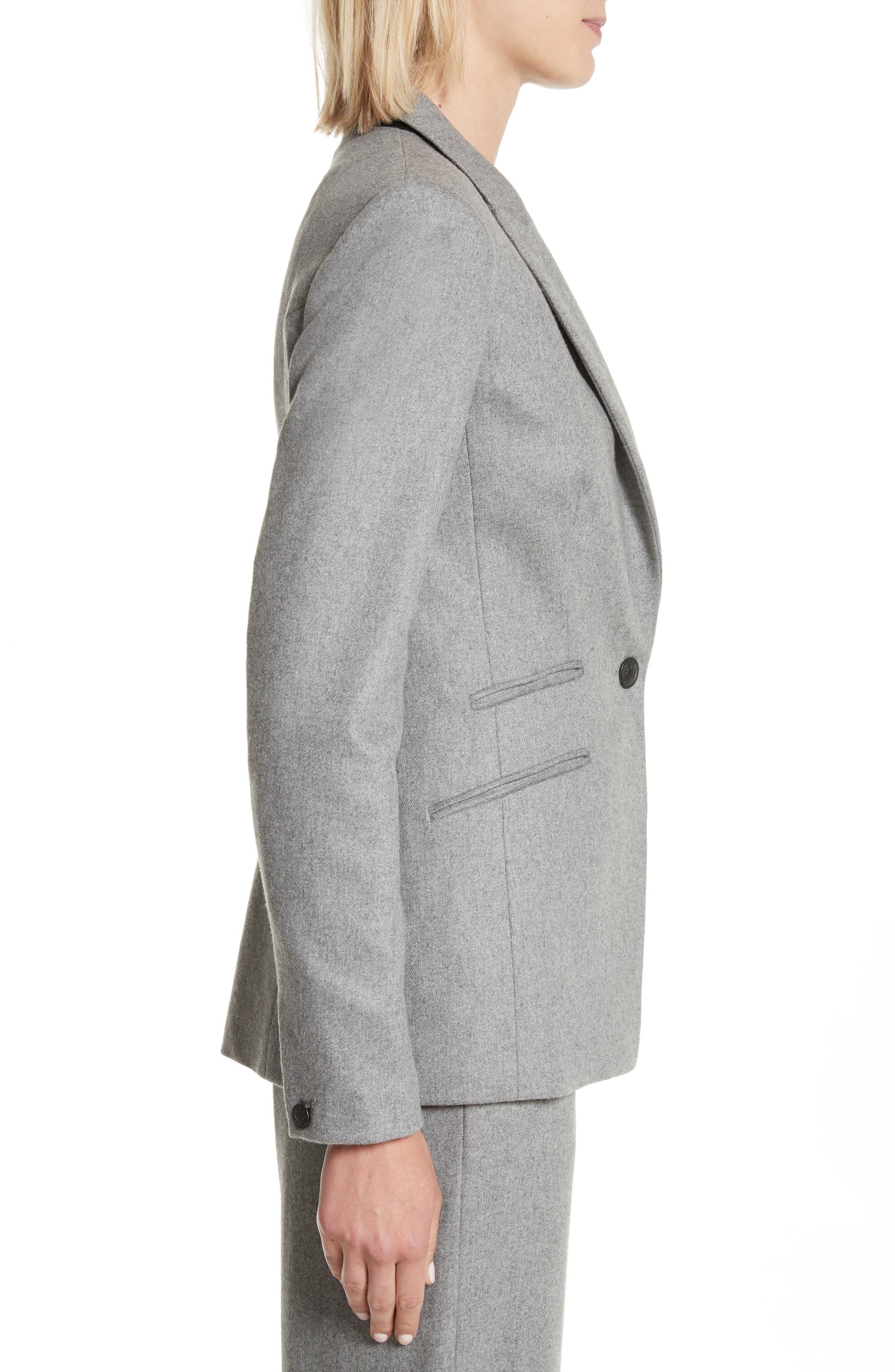 Alternate Image 3  - rag & bone Duke Wool Blend Blazer