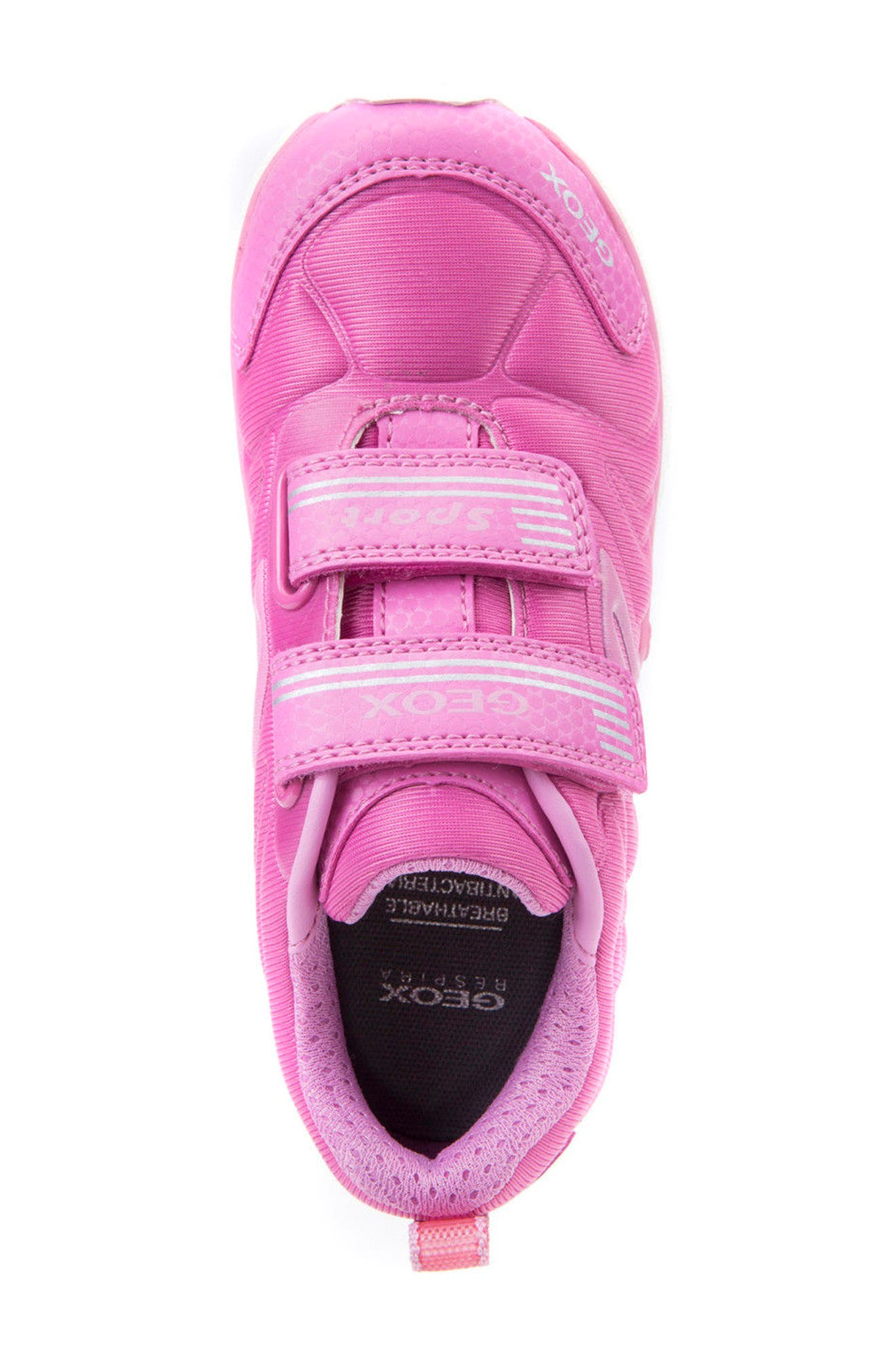 Torque Sneaker,                             Alternate thumbnail 5, color,                             Fuchsia/ Dark Pink