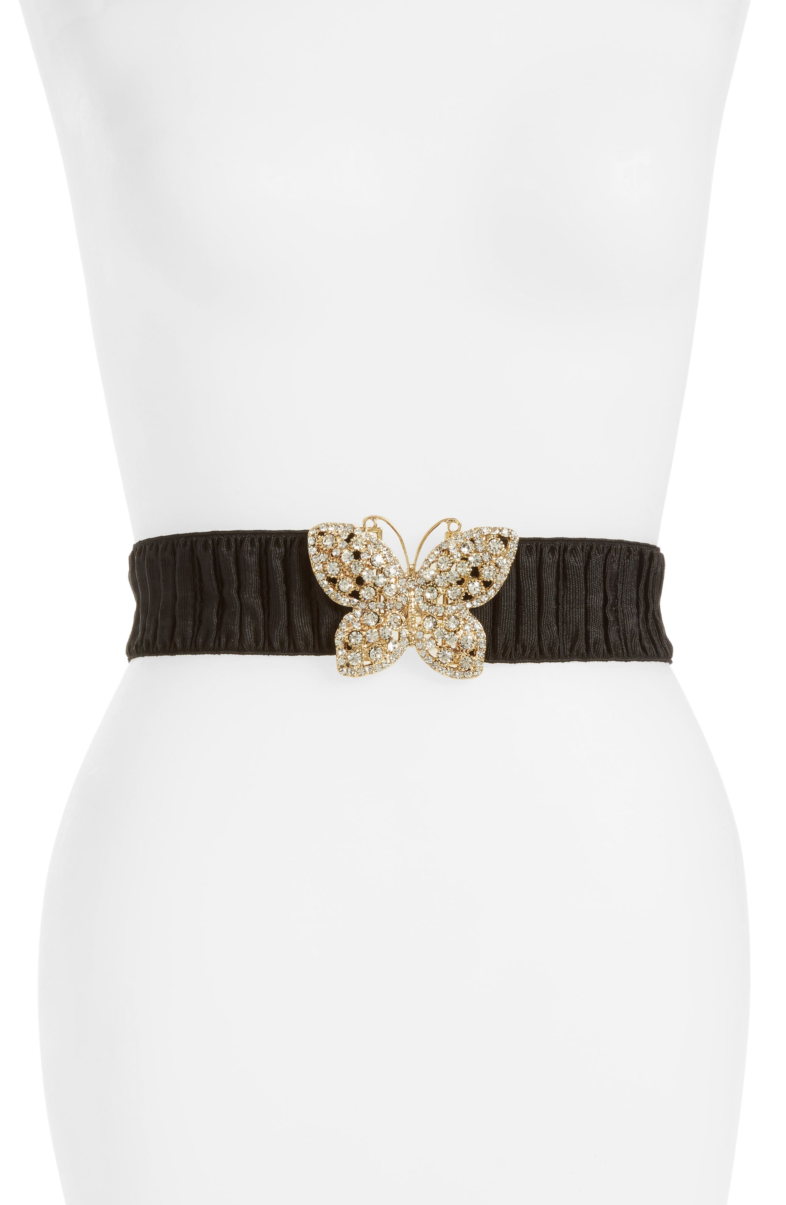 Natasha Butterfly Stretch Belt