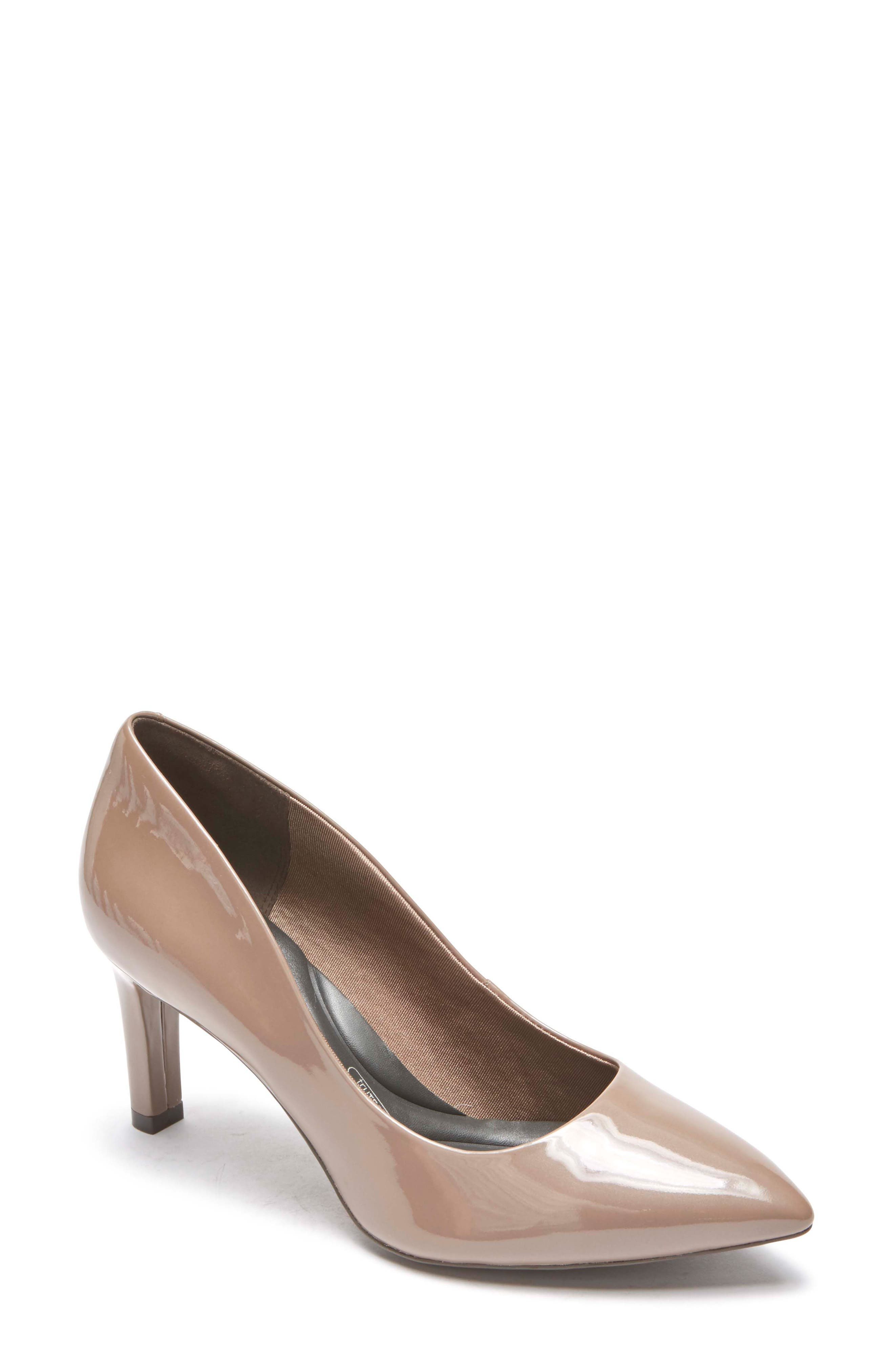 Alternate Image 1 Selected - Rockport Total Motion Luxe Valerie Pump (Women)