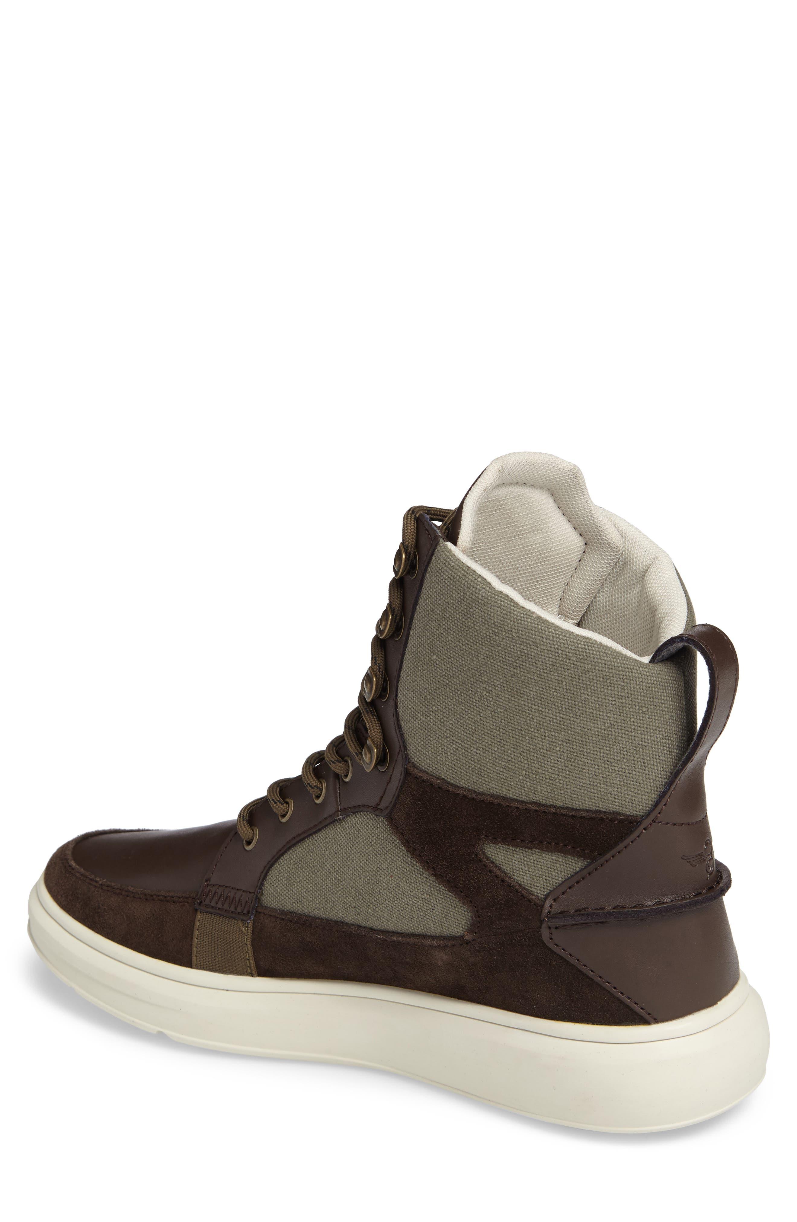Alternate Image 2  - Creative Recreation Desimo High Top Sneaker (Men)