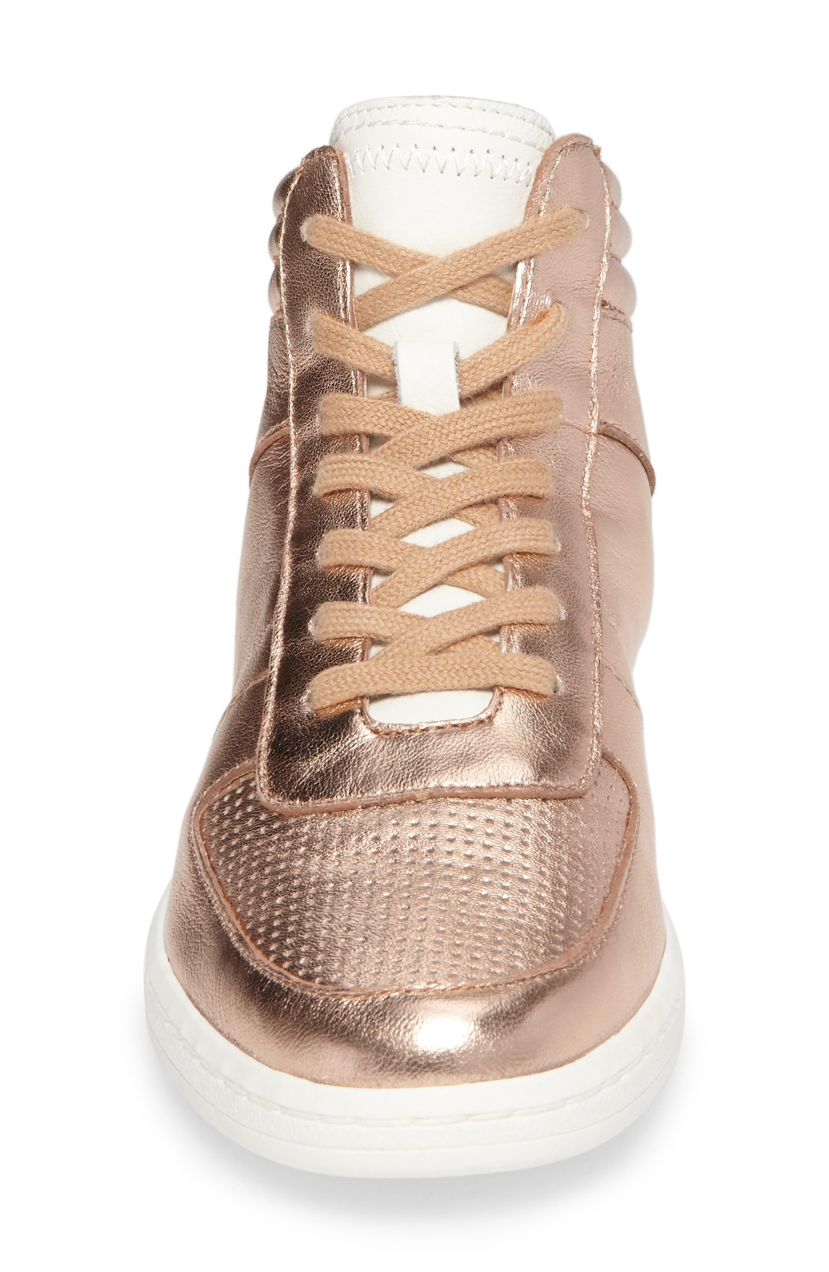 Alternate Image 4  - Dolce Vita Nate High Top Sneaker (Women)