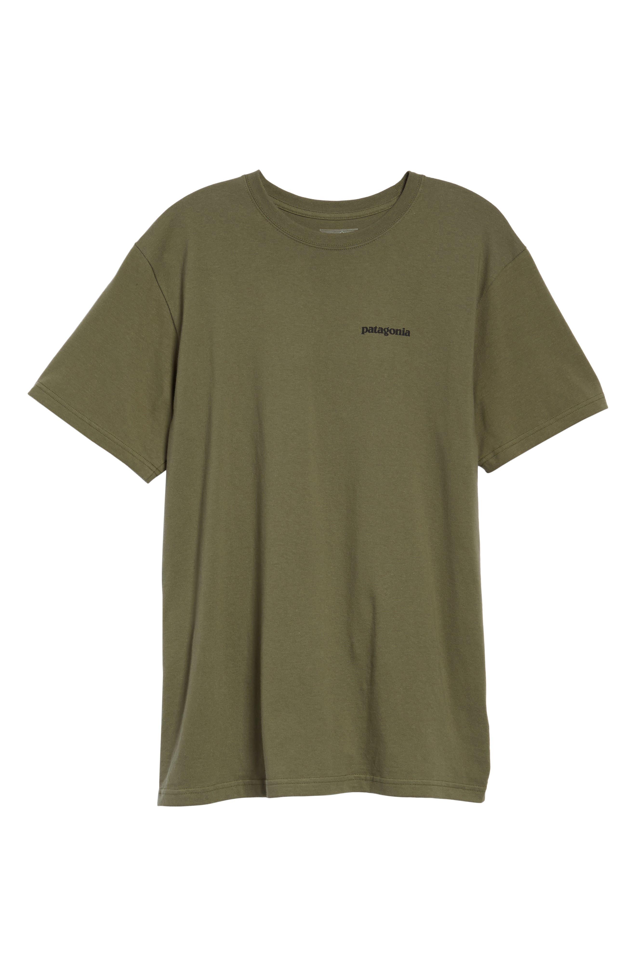 Alternate Image 5  - Patagonia 'P-6 Logo' Organic Cotton T-Shirt