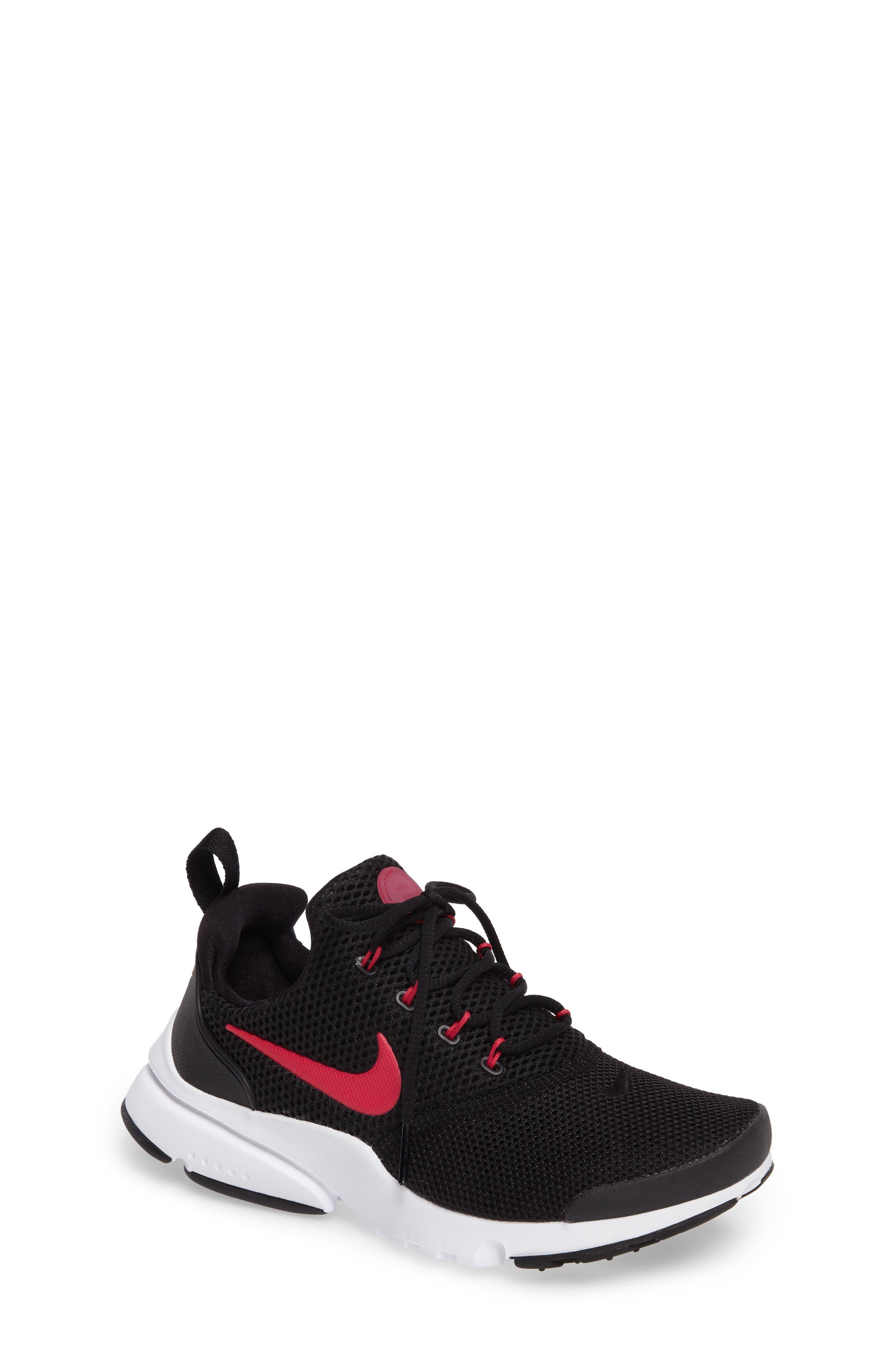 Alternate Image 1 Selected - Nike Presto Fly Sneaker (Big Kid)