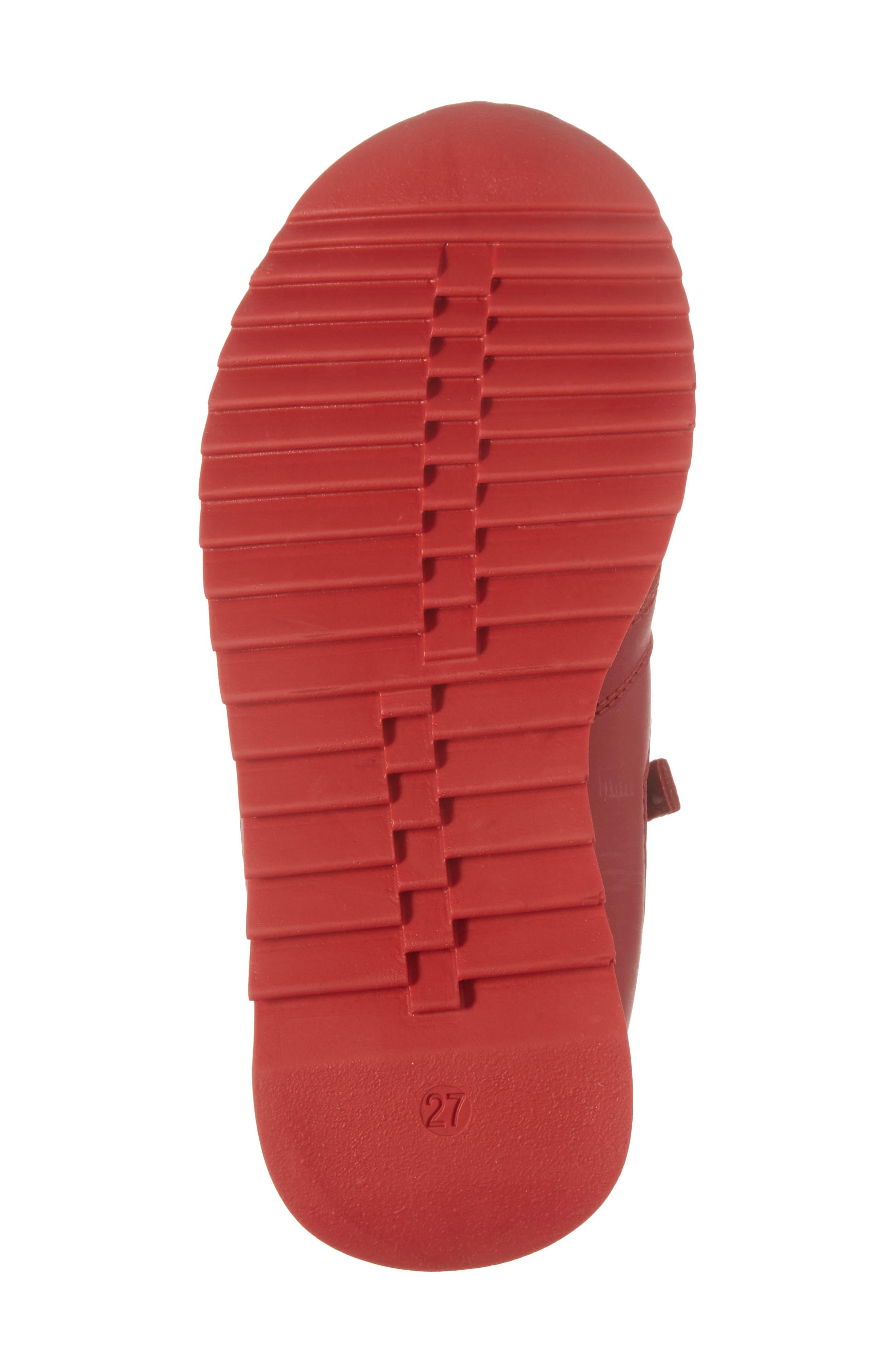 Alternate Image 6  - Giuseppe Zanotti Iperstud Embossed Sneaker (Baby, Walker, Toddler & Little Kid)