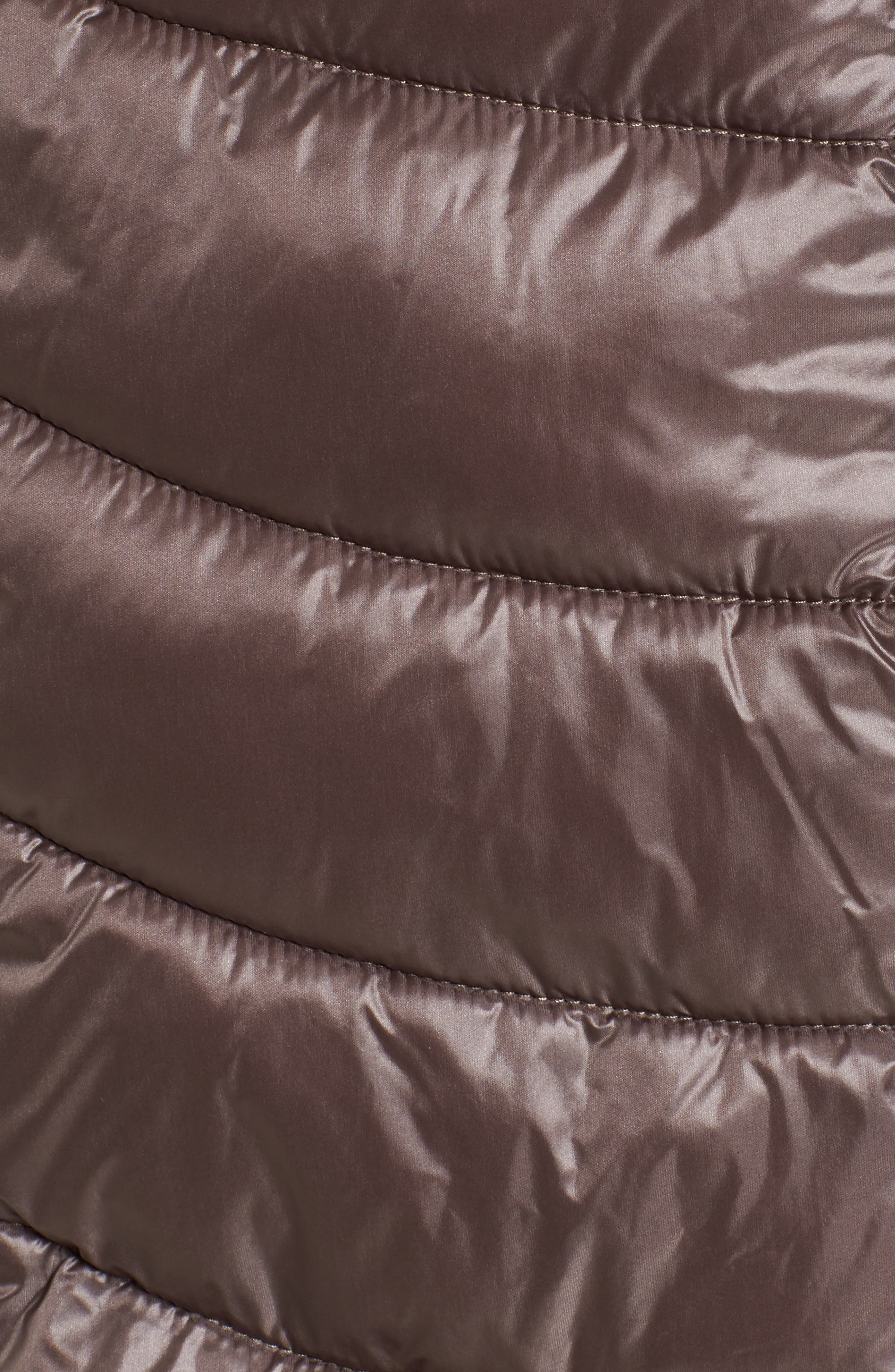 Alternate Image 5  - Bernardo Packable Thermoplume Coat