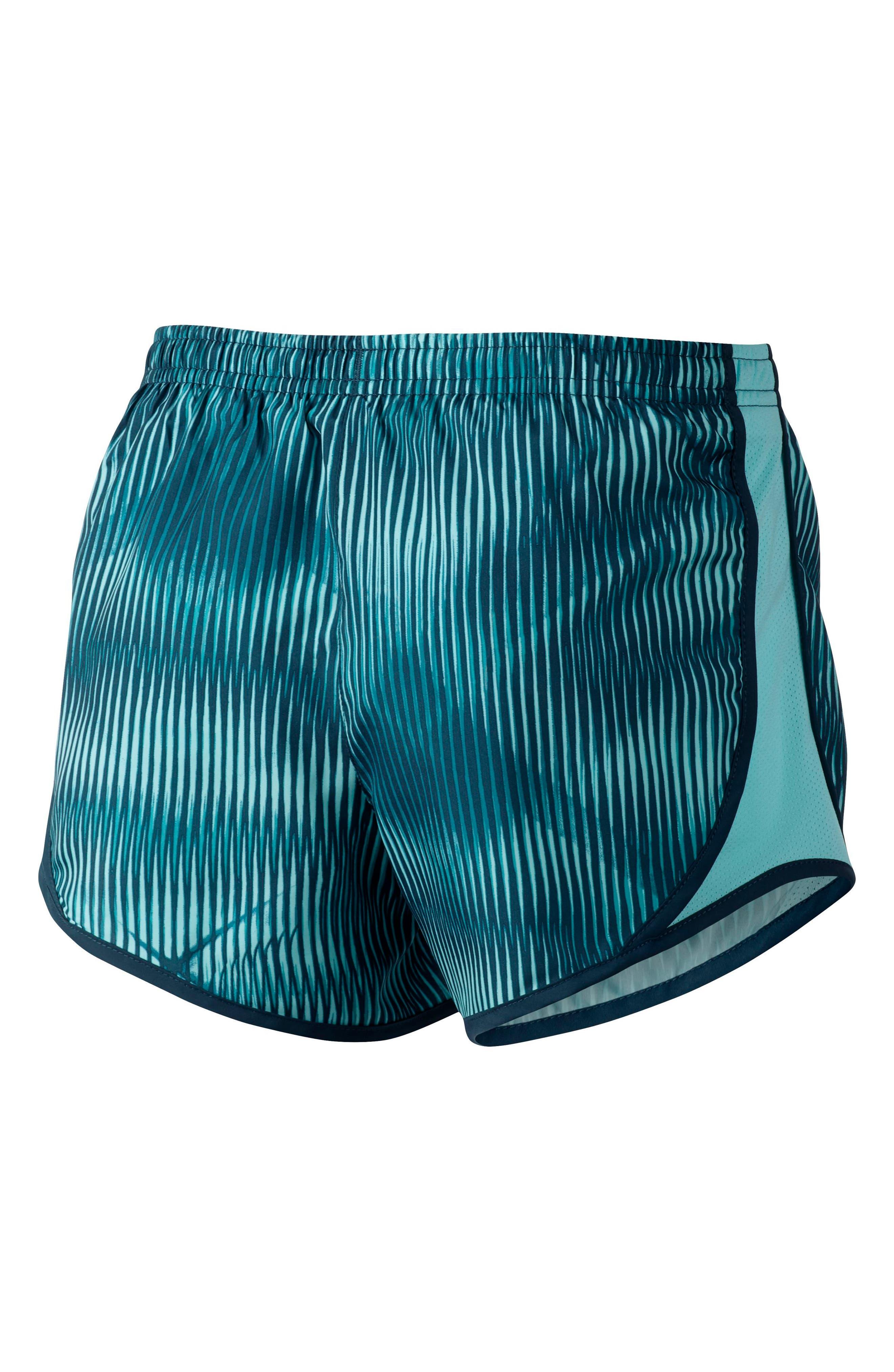 Alternate Image 2  - Nike Tempo Dri-FIT Running Shorts (Big Girls)