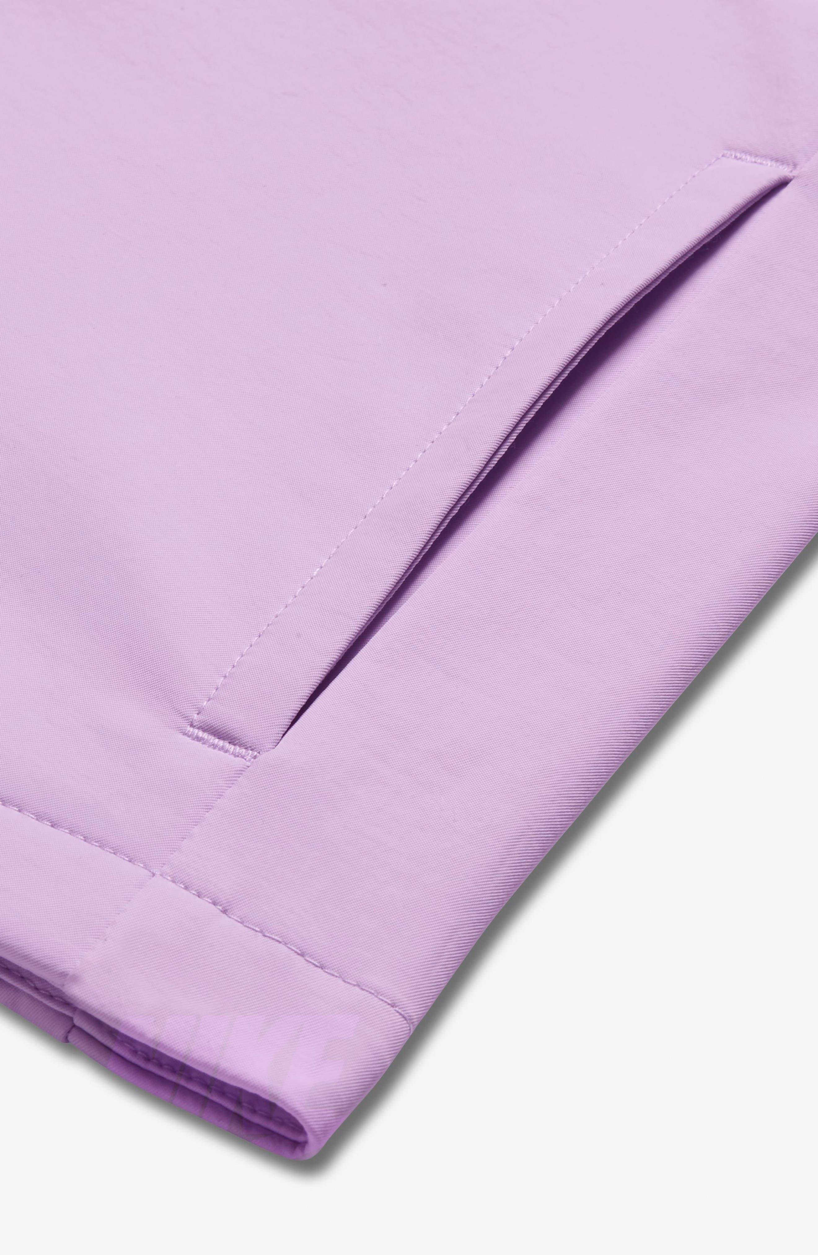Alternate Image 4  - Nike Tech Water Repellent Jacket (Big Girls)