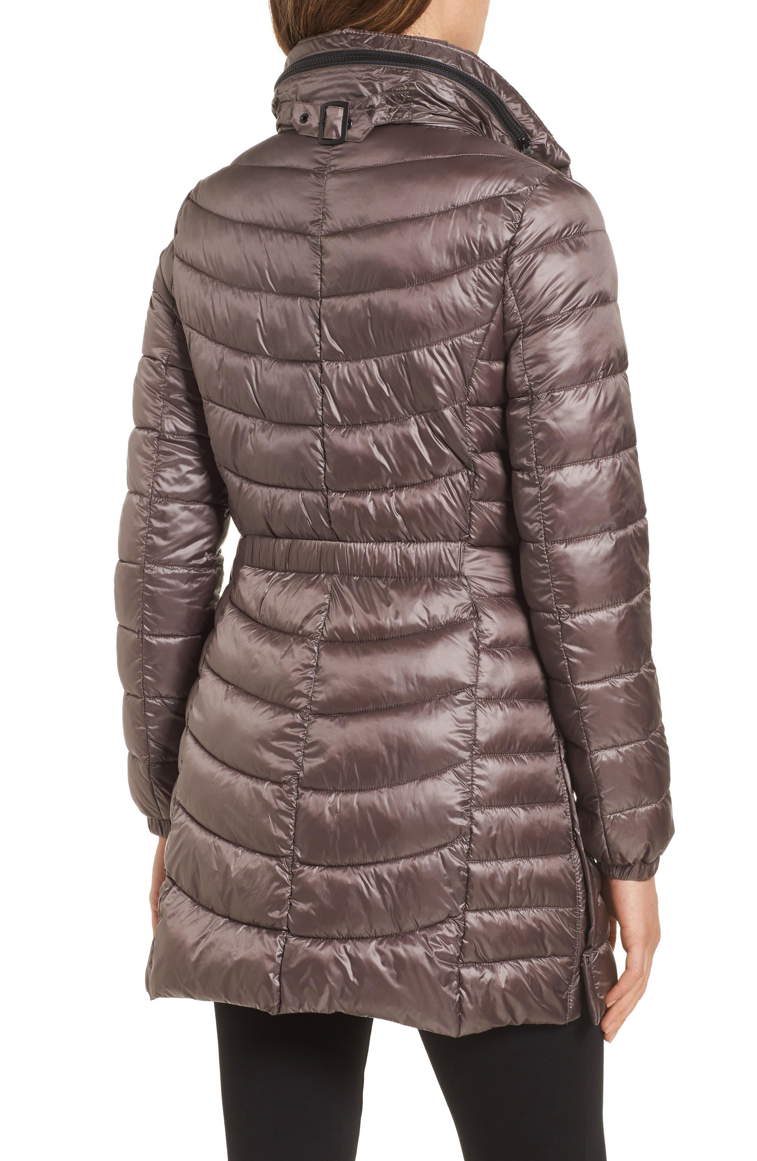 Alternate Image 2  - Bernardo Packable Thermoplume Coat