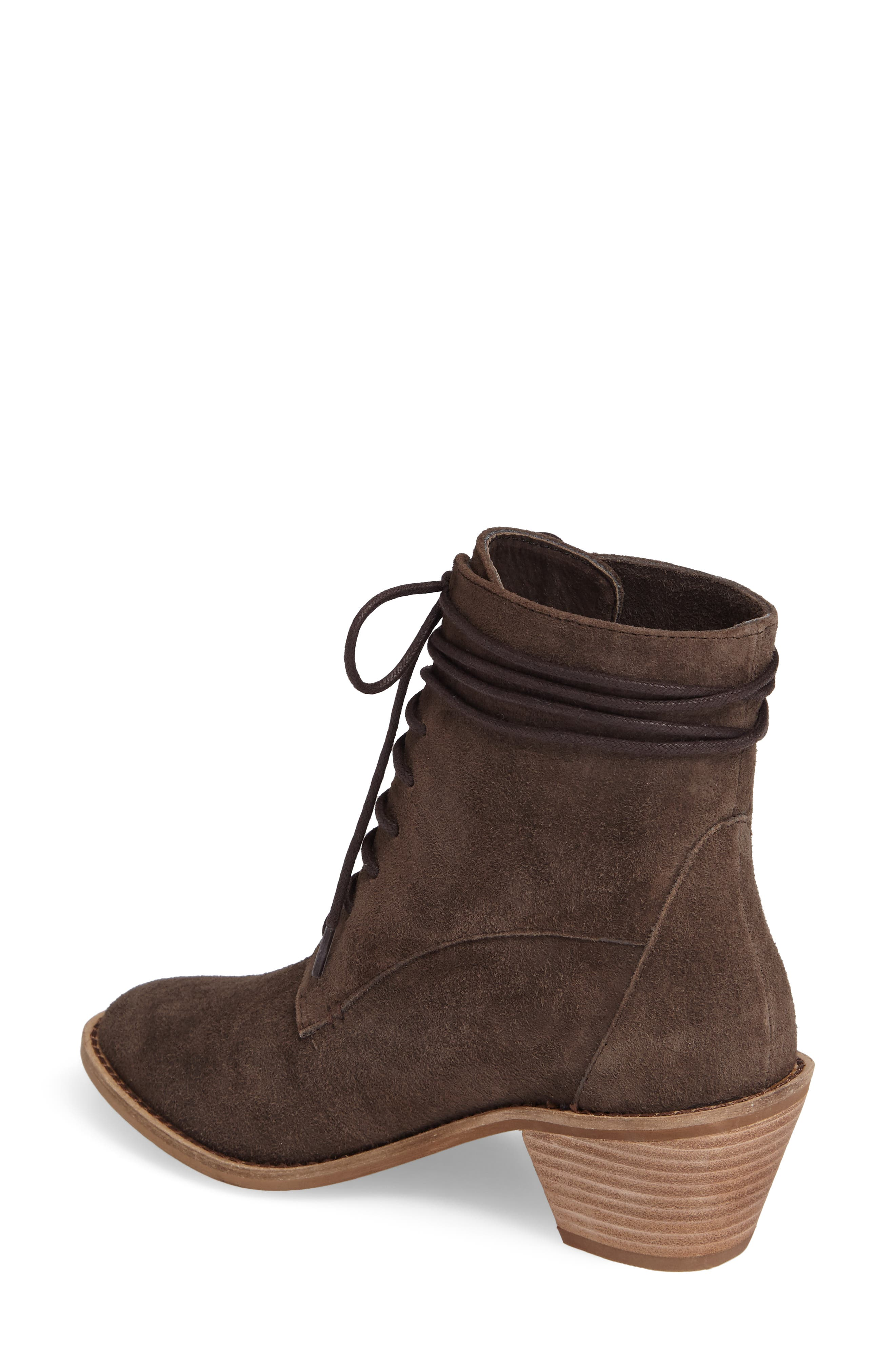 Kelsi Dagger Brooklyn Kingsdale Lace-Up Bootie (Women)