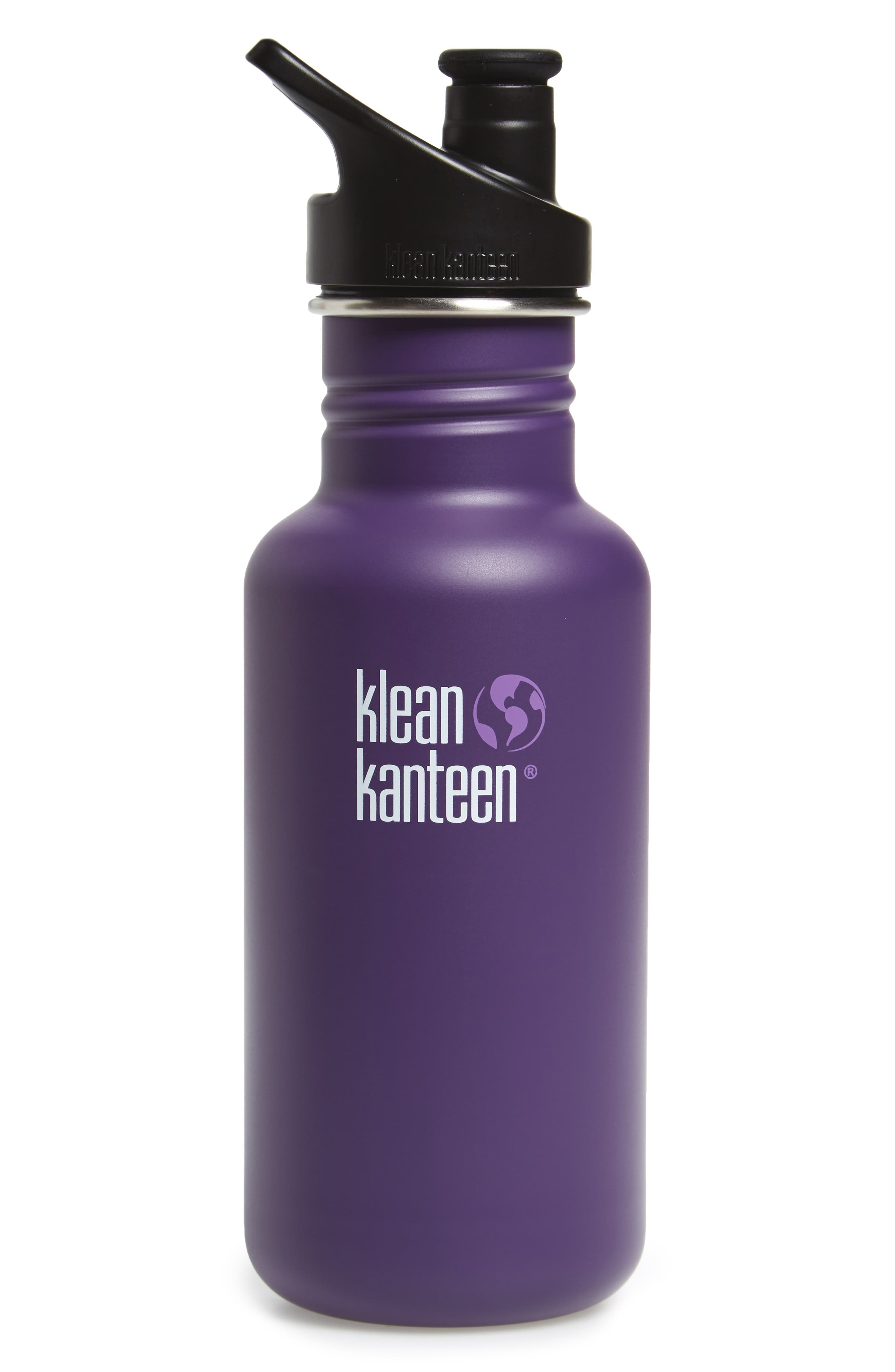 Kid Kanteen Classic Sport Bottle,                         Main,                         color, Berry Syrup