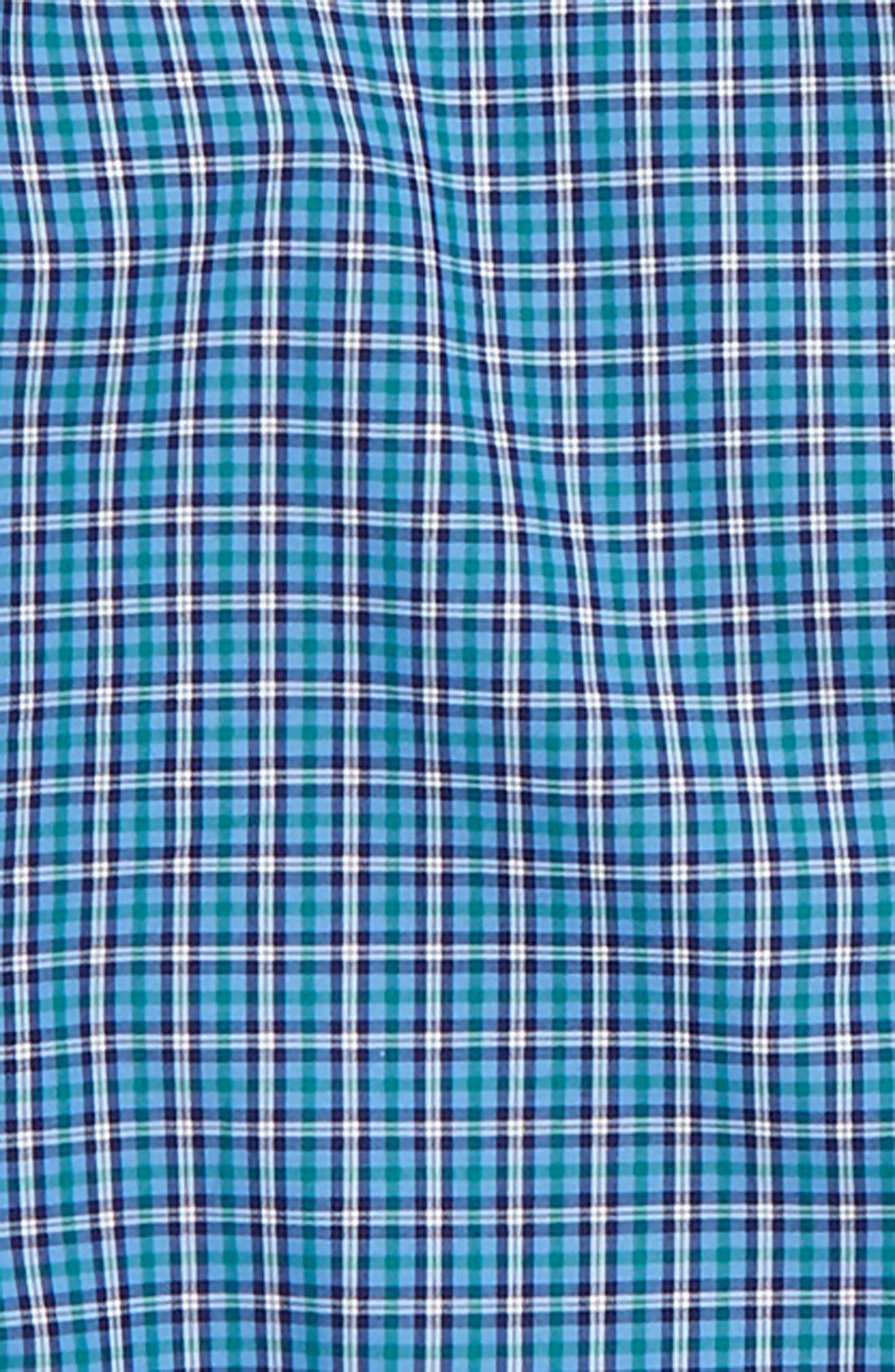Alternate Image 2  - Michael Kors Check Dress Shirt (Big Boys)