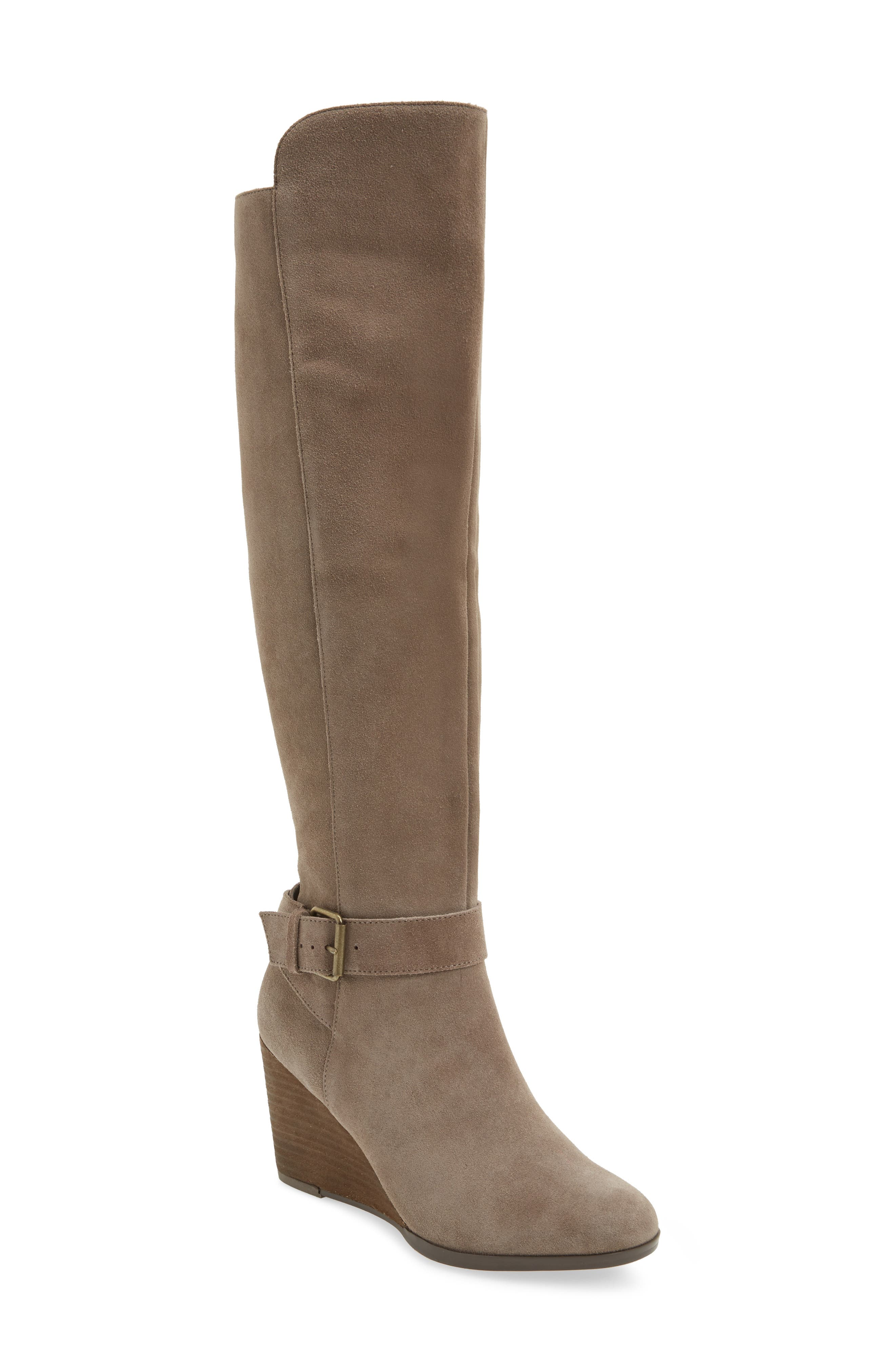 Sole Society Paloma Over the Knee Boot (Women)