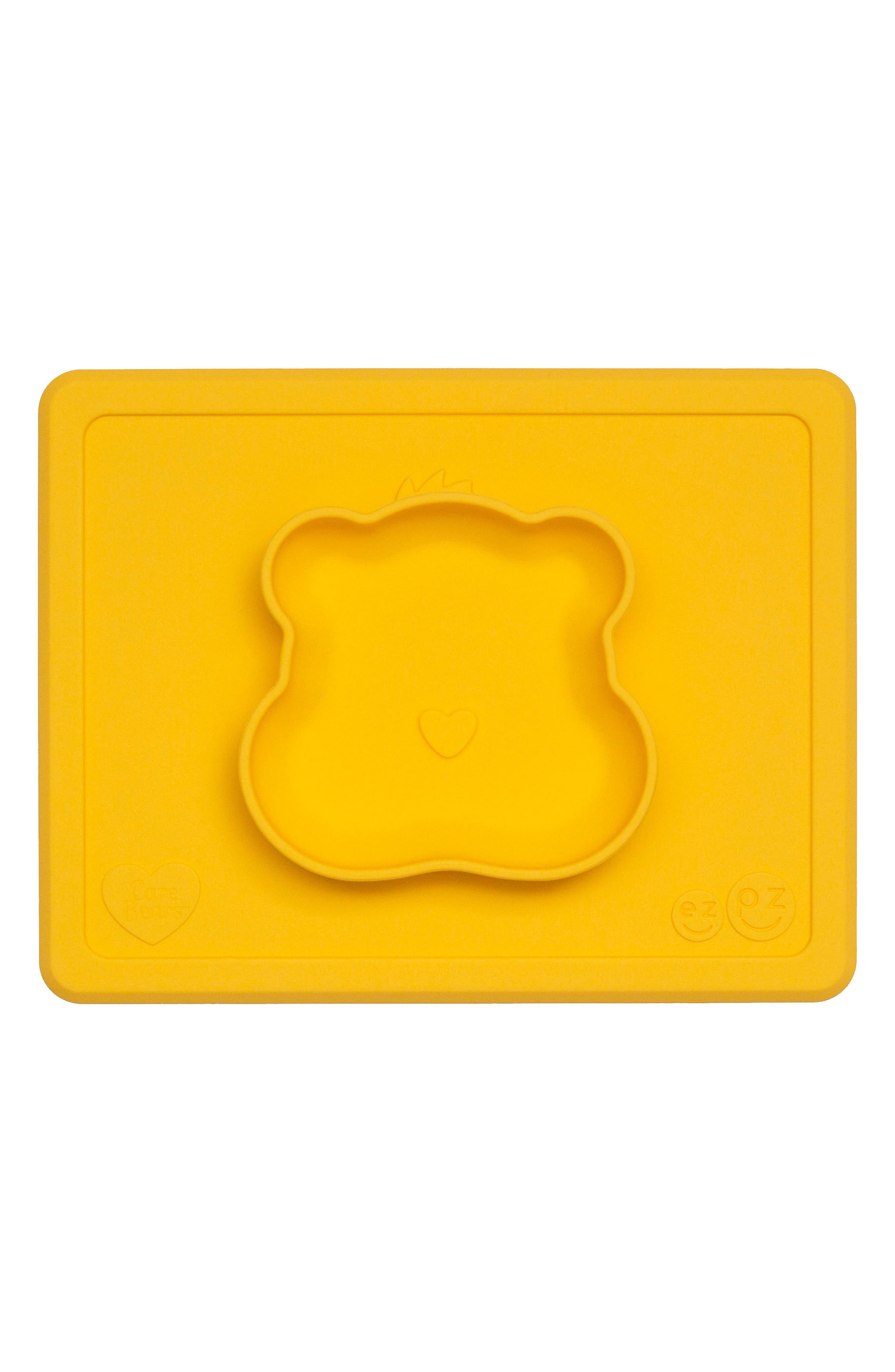 ezpz Bear Silicone Feeding Bowl
