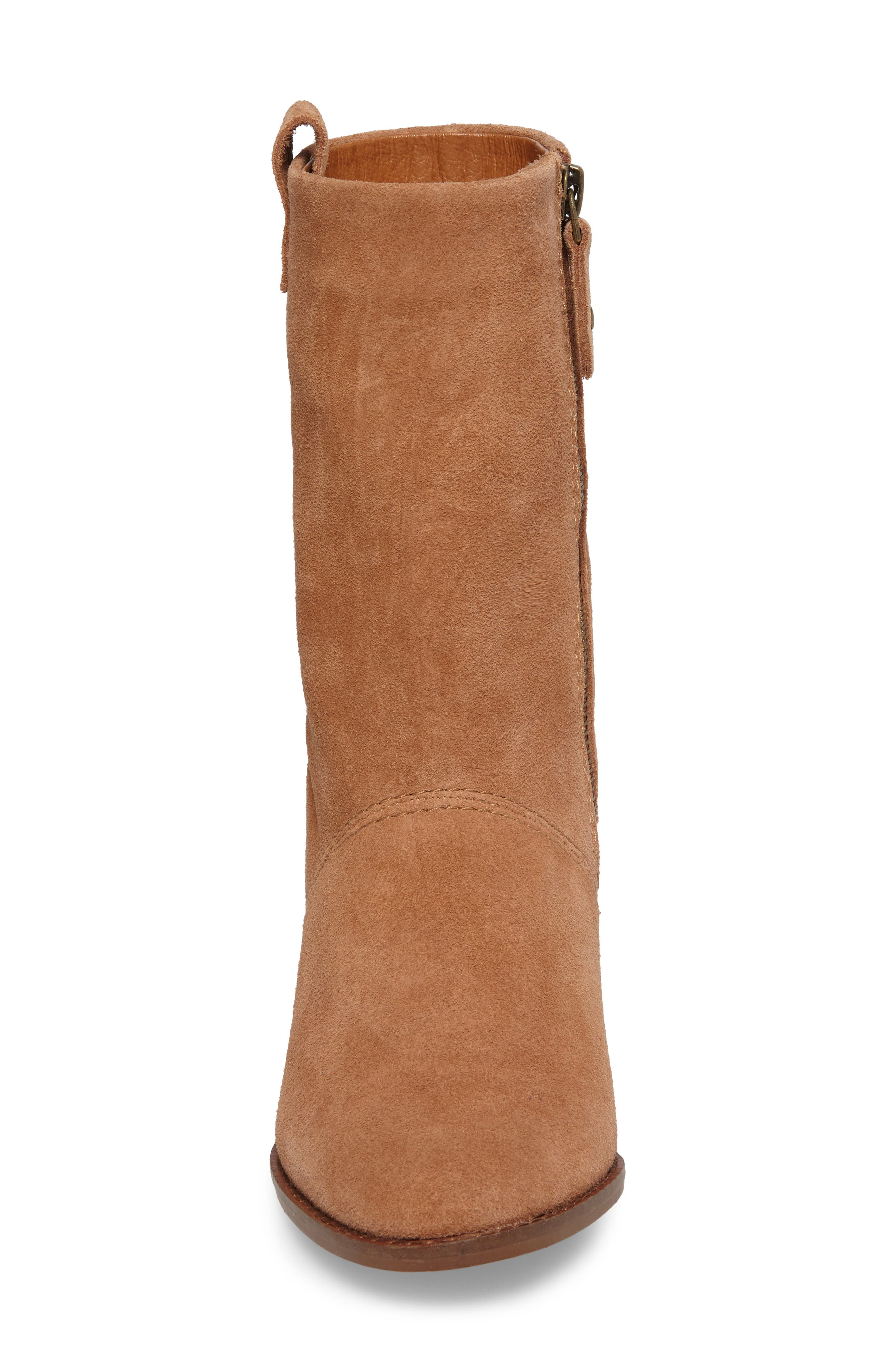 Houston Boot,                             Alternate thumbnail 4, color,                             Chestnut