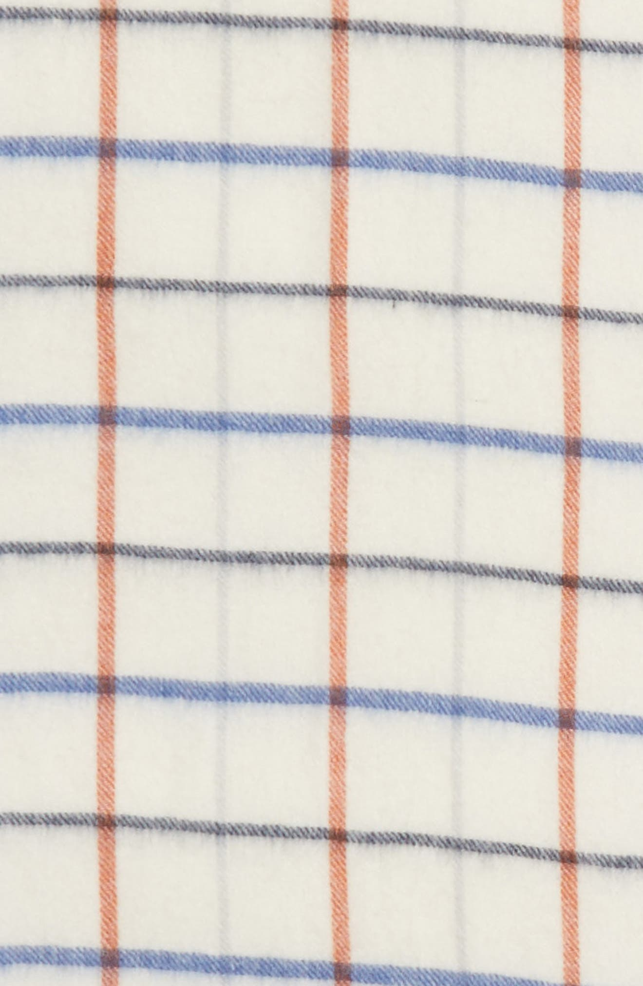 Alternate Image 3  - Barbour Country Tattersall Lambswool Scarf