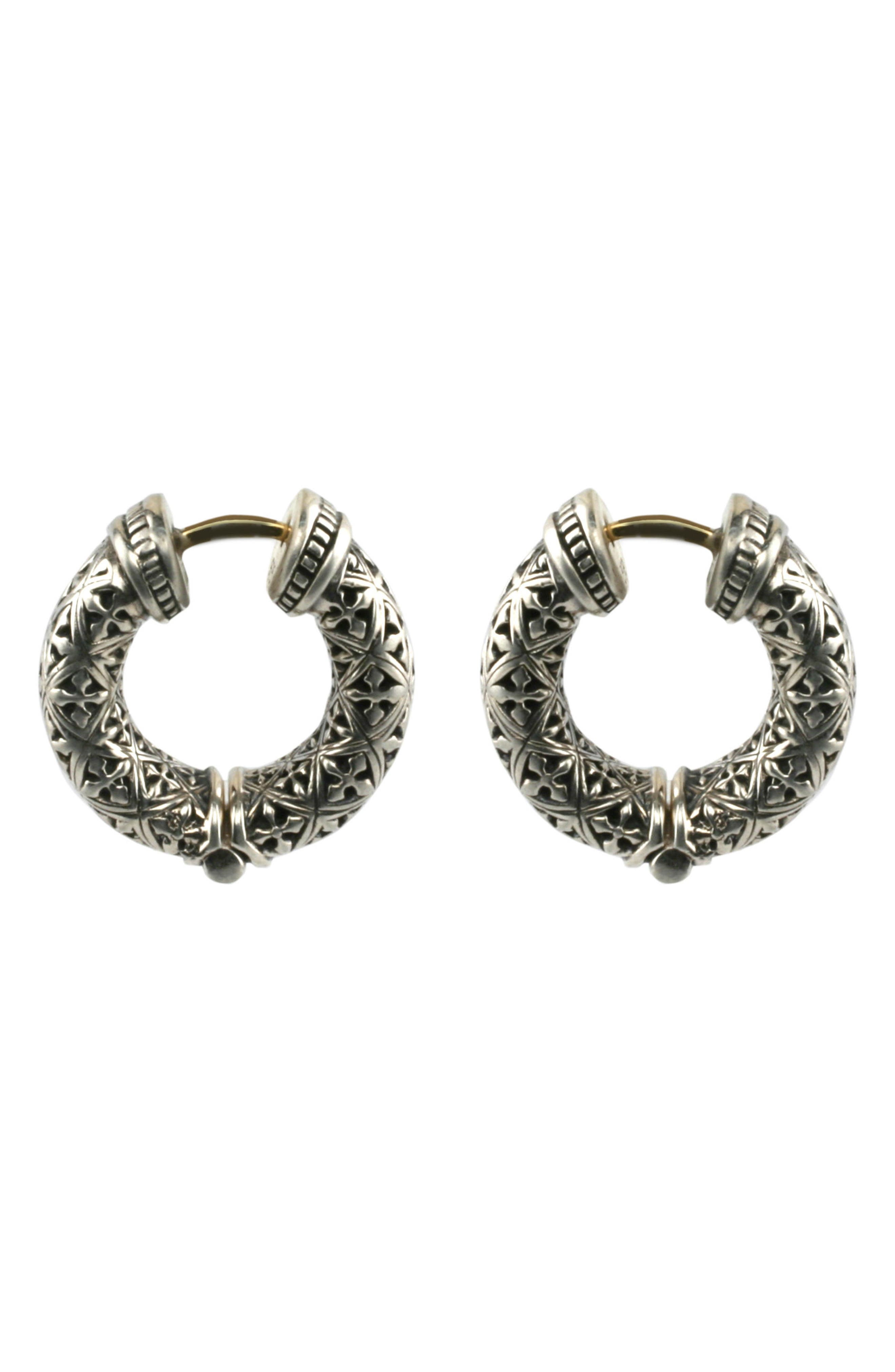 Konstantino Classics Hoop Earrings