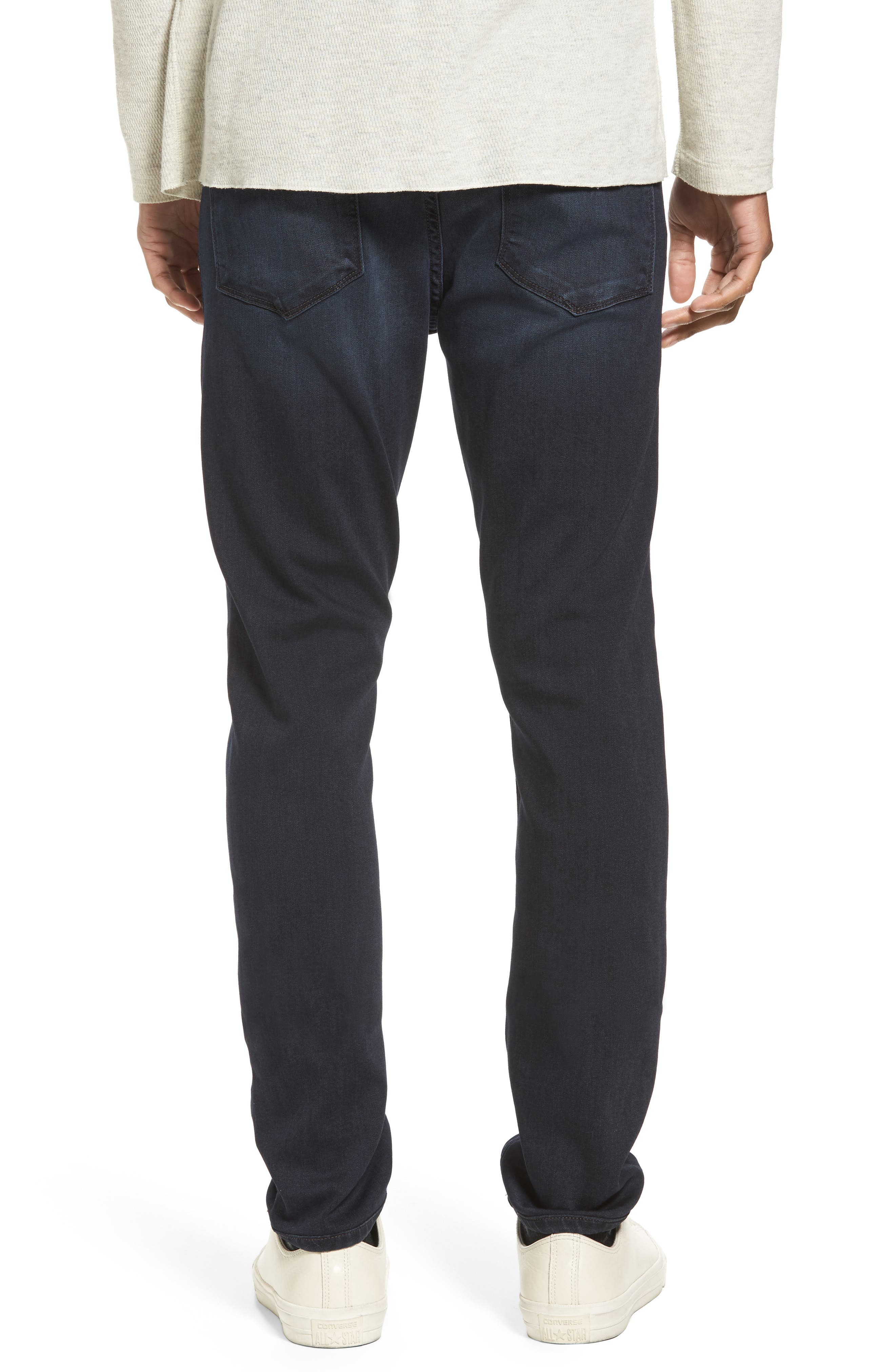 Croft Skinny Fit Jeans,                             Alternate thumbnail 2, color,                             Cecil