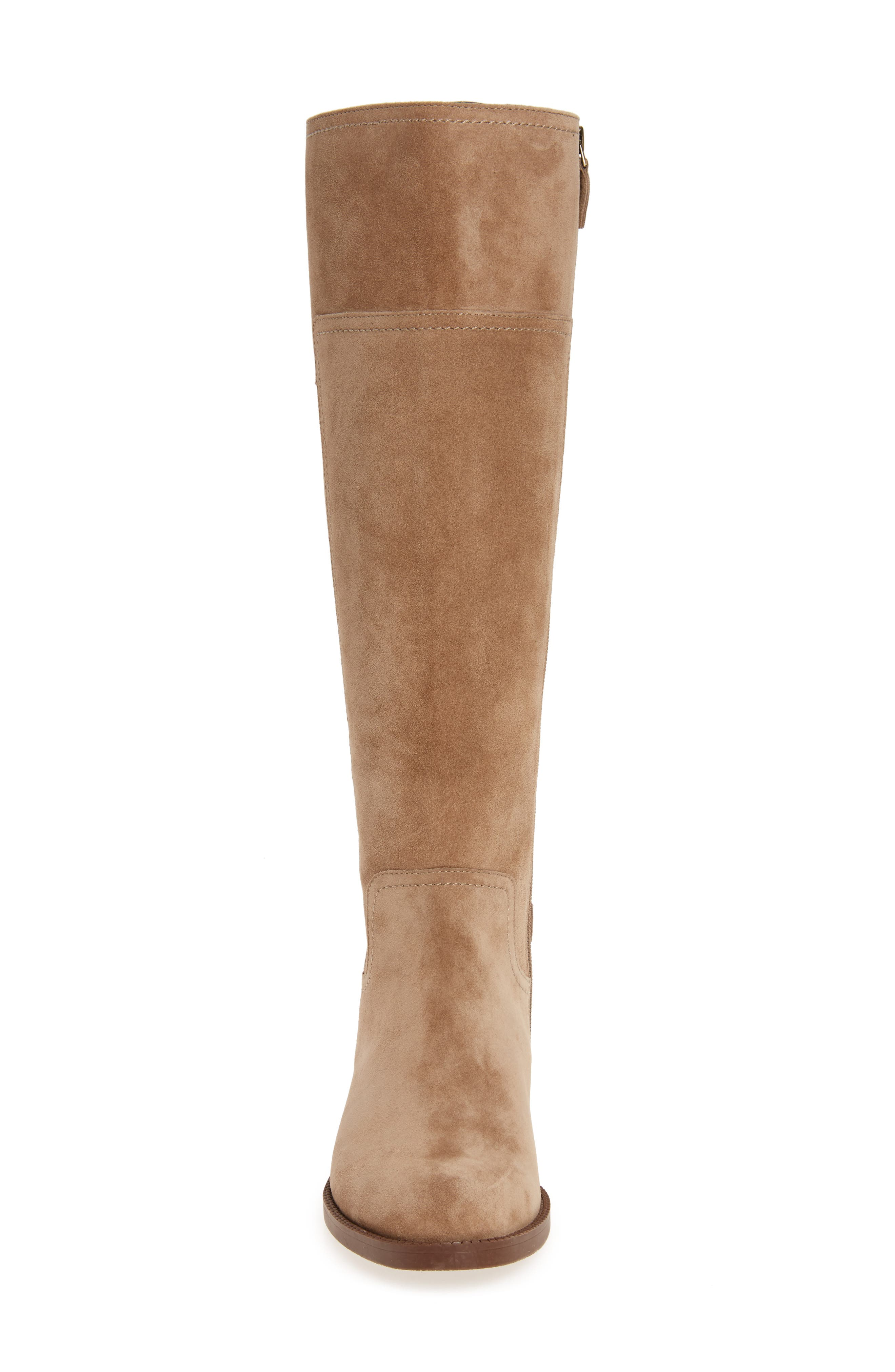 Coley Boot,                             Alternate thumbnail 4, color,                             Sandstone Suede