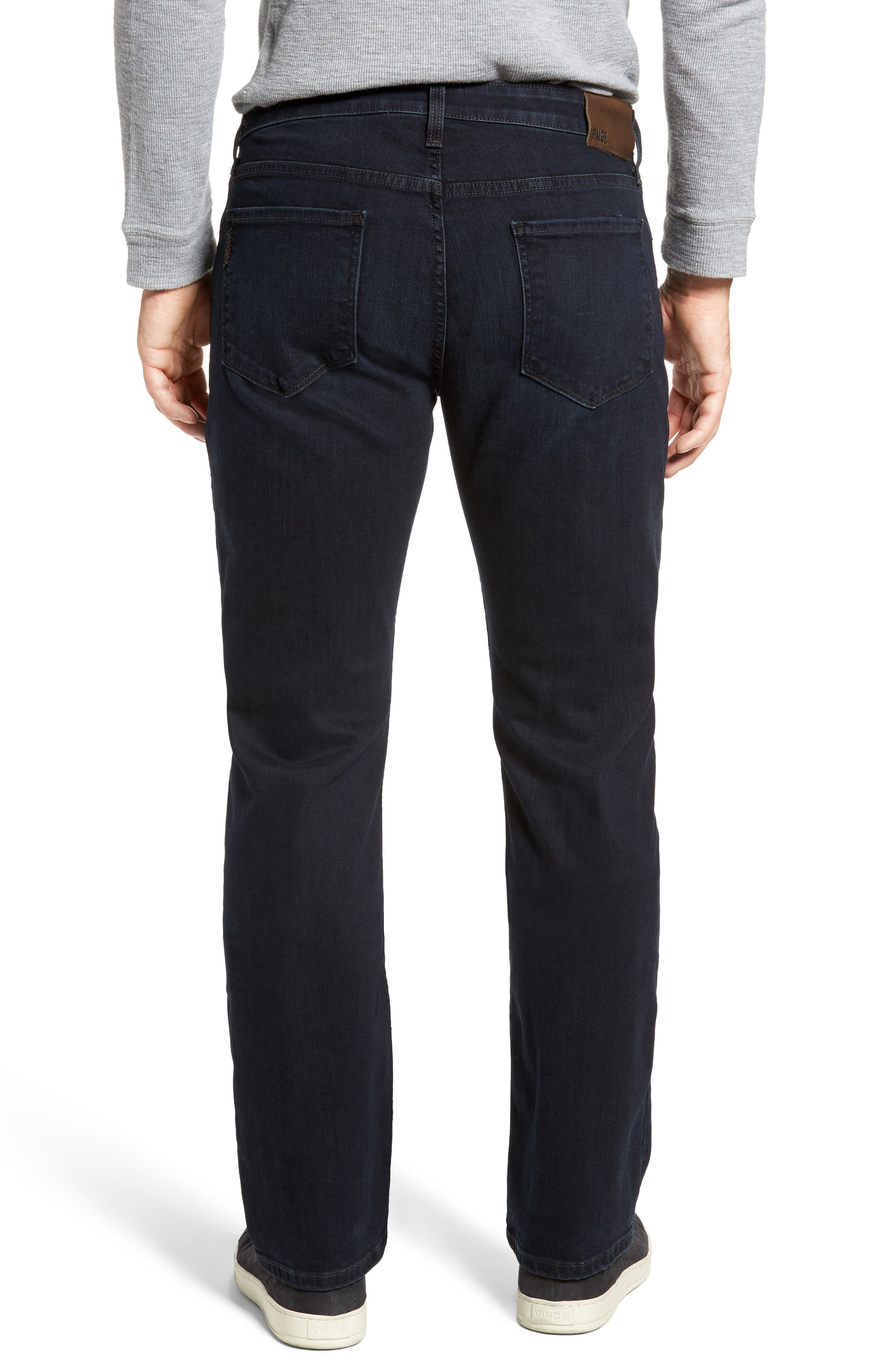 Doheny Relaxed Straight Leg Jeans,                             Alternate thumbnail 2, color,                             Murray