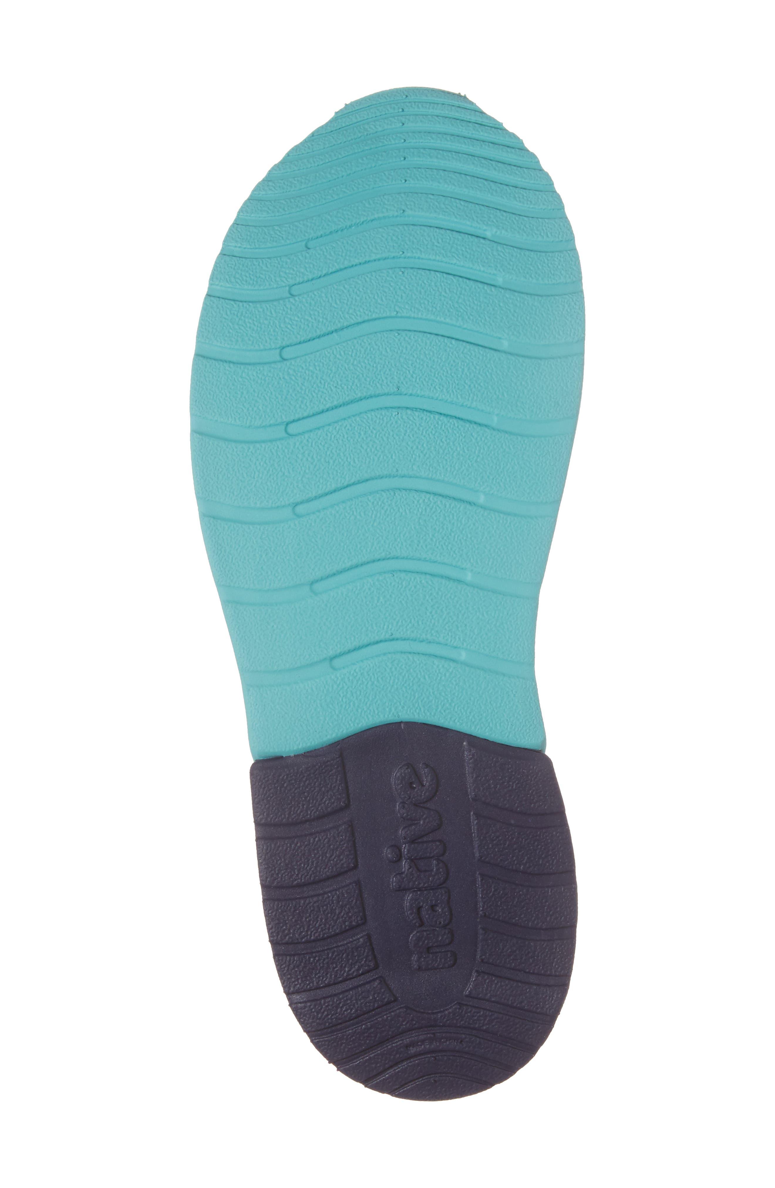 Alternate Image 6  - Native Shoes Lennox Block Slip-On Sneaker (Baby, Walker, Toddler & Little Kid)